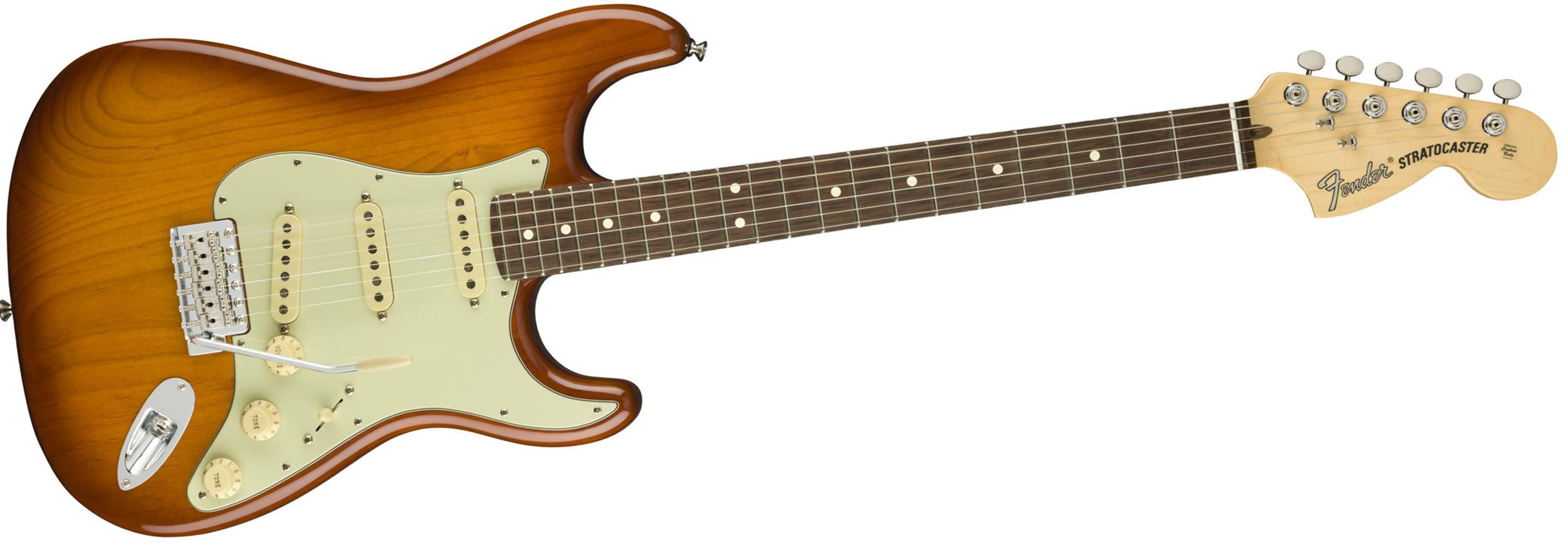 FENDER American Performer Stratocaster Honey Burst RW 0114910342