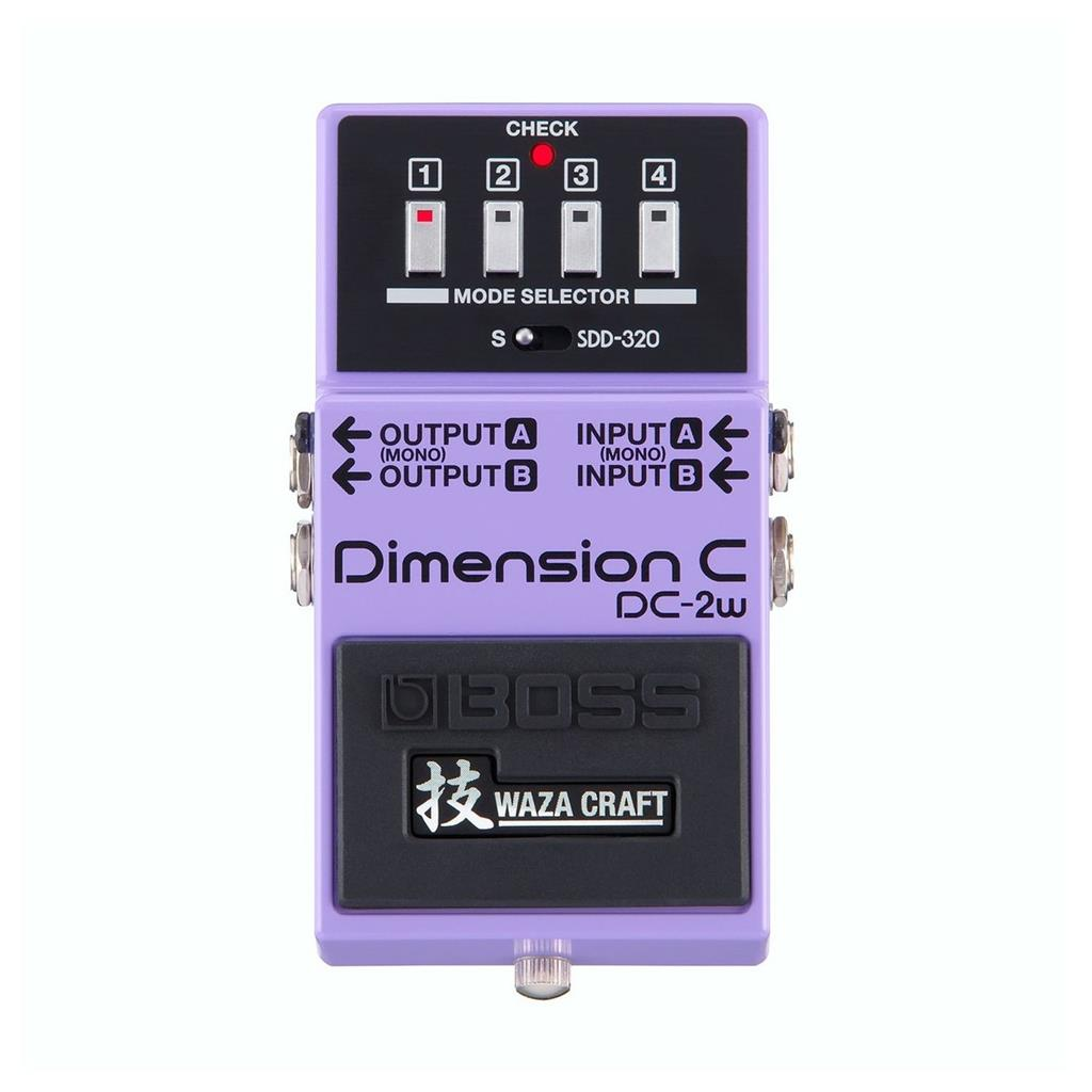 BOSS DC 2W Dimension C Waza Craft