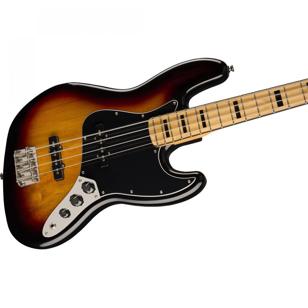 SQUIER Classic Vibe 70s Jazz Bass MN 3-Color Sunburst 0374540500