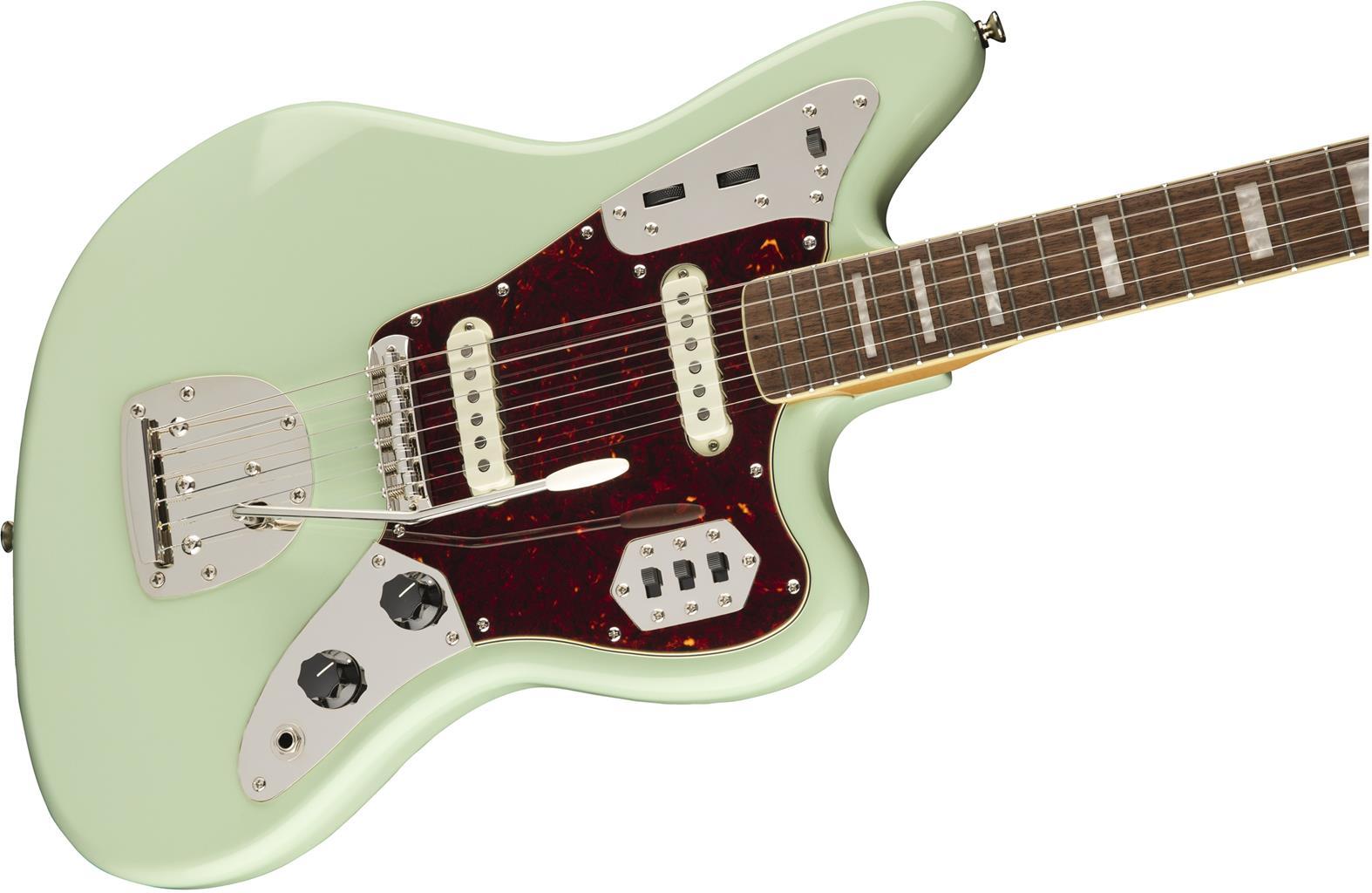 SQUIER Classic Vibe 70s Jaguar LF Surf Green  0374090557