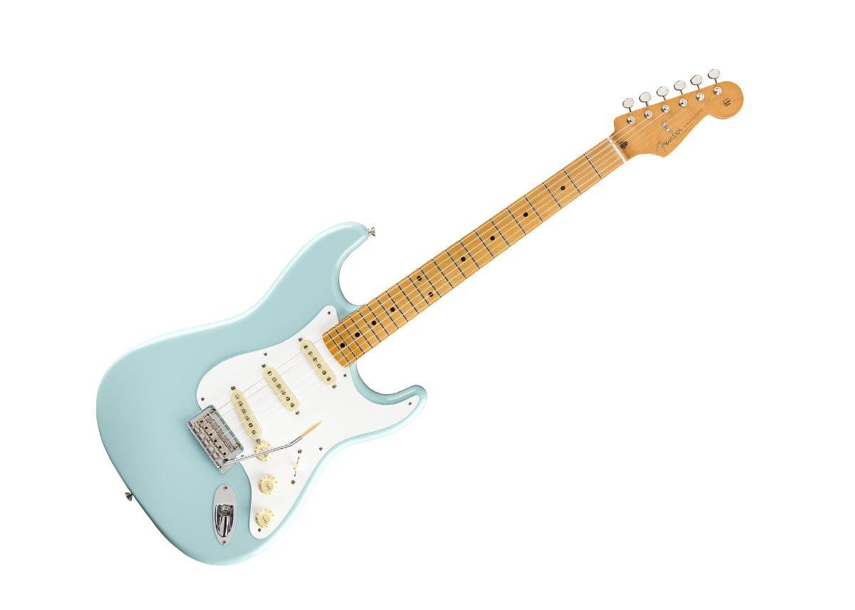 FENDER Vintera 50 s Stratocaster Modified MN Daphne Blue  0149962304