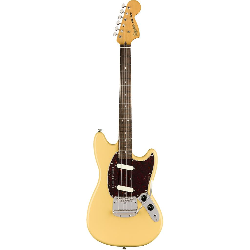 SQUIER Classic Vibe 60s Mustang LF Vintage White  0374080541
