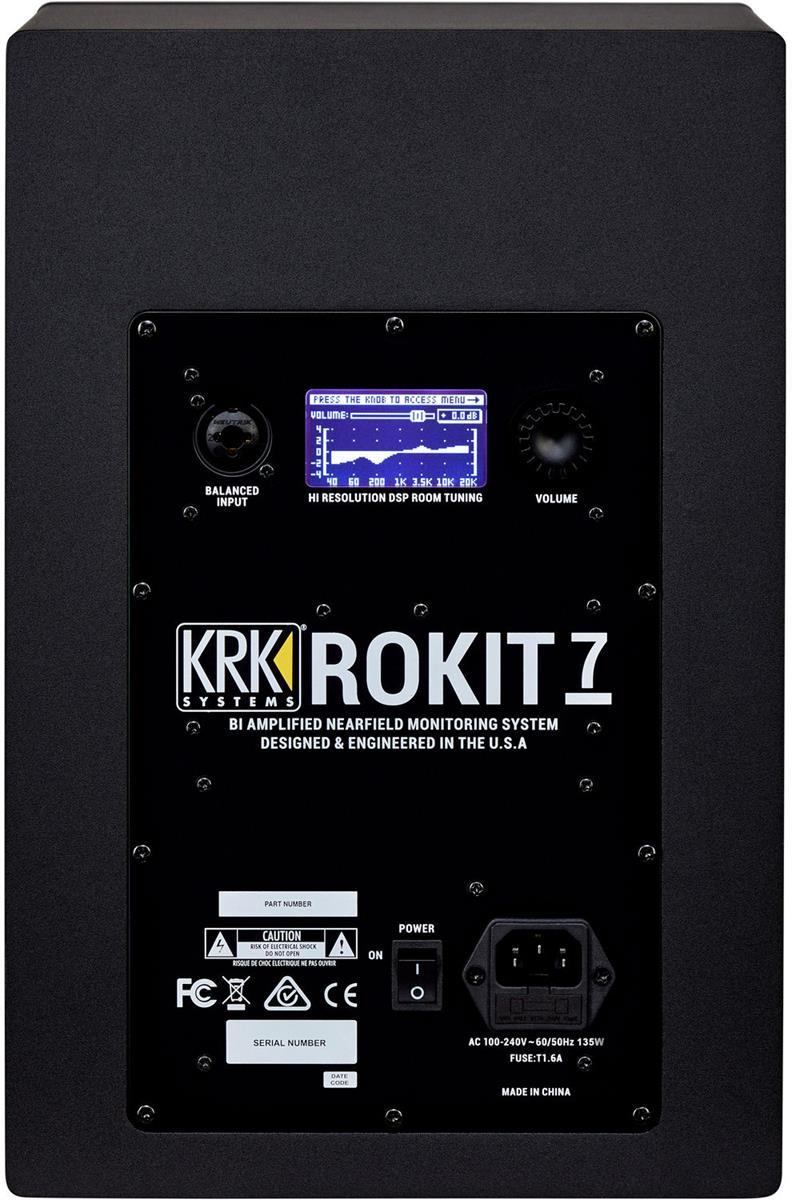 KRK RP7 G4 MONITOR