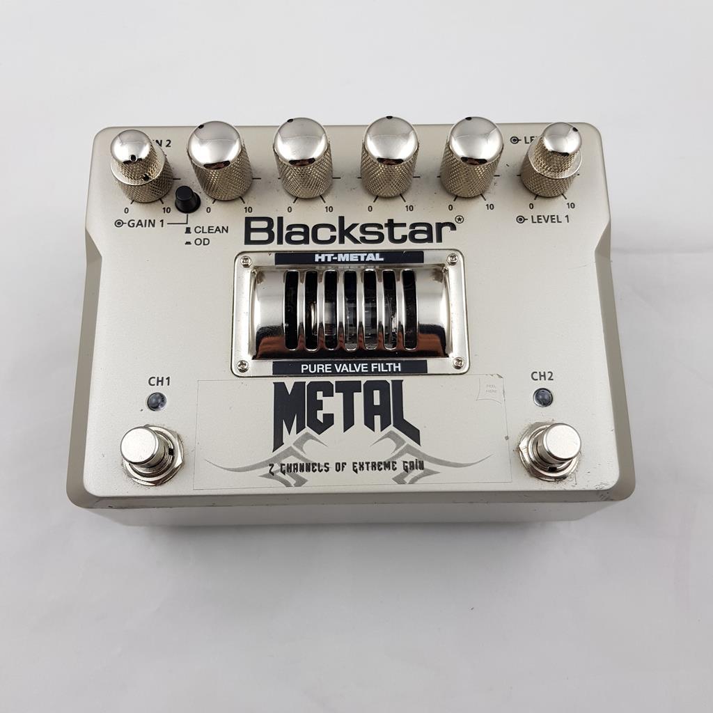 BLACKSTAR >> HT METAL