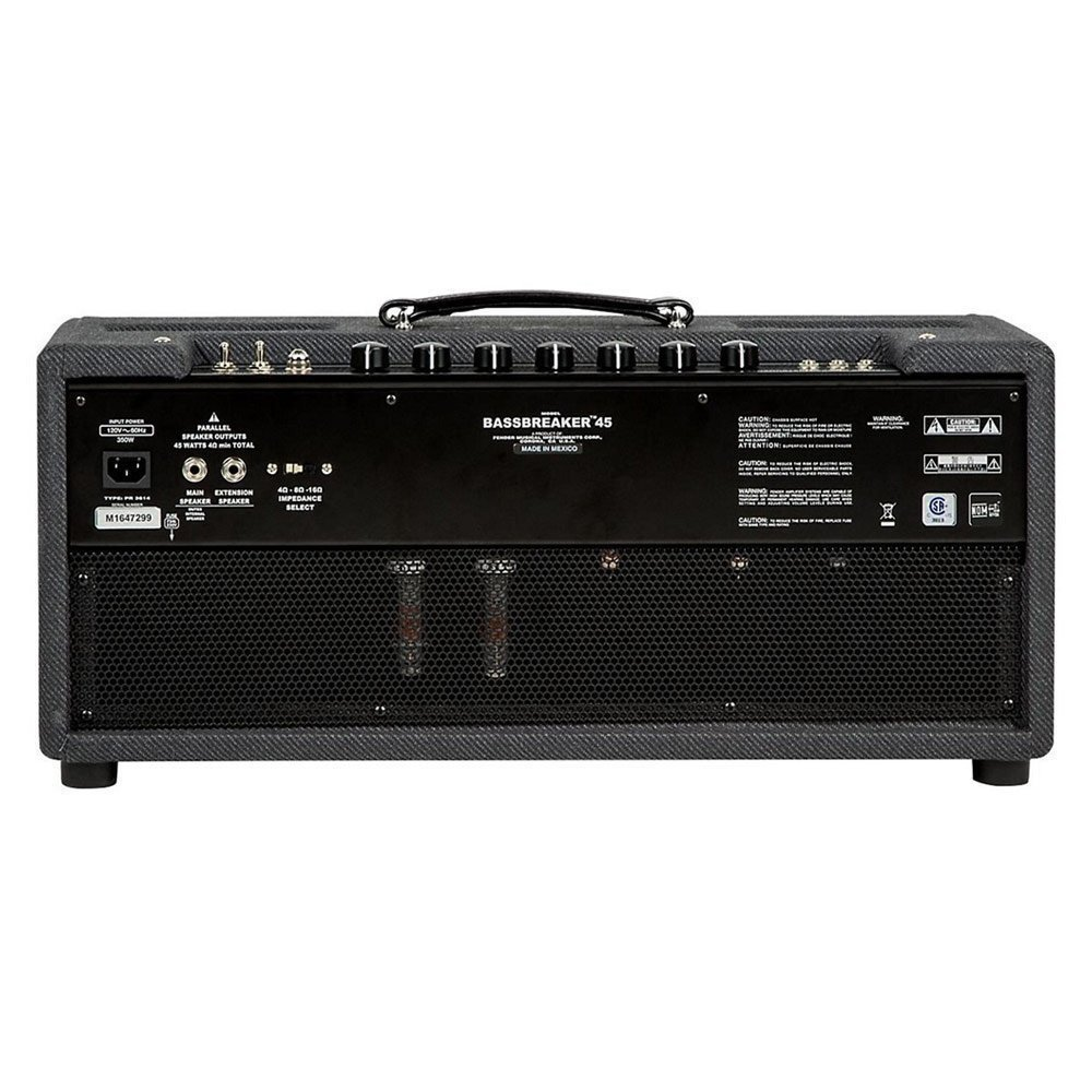 FENDER BASSBREAKER 45 HD HEAD 230V EU - 2266006000