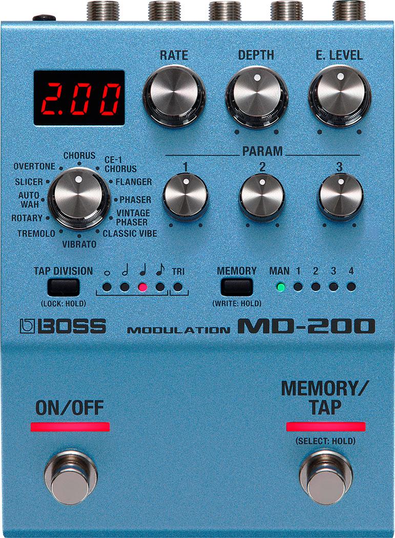 BOSS MD 200 Modulation