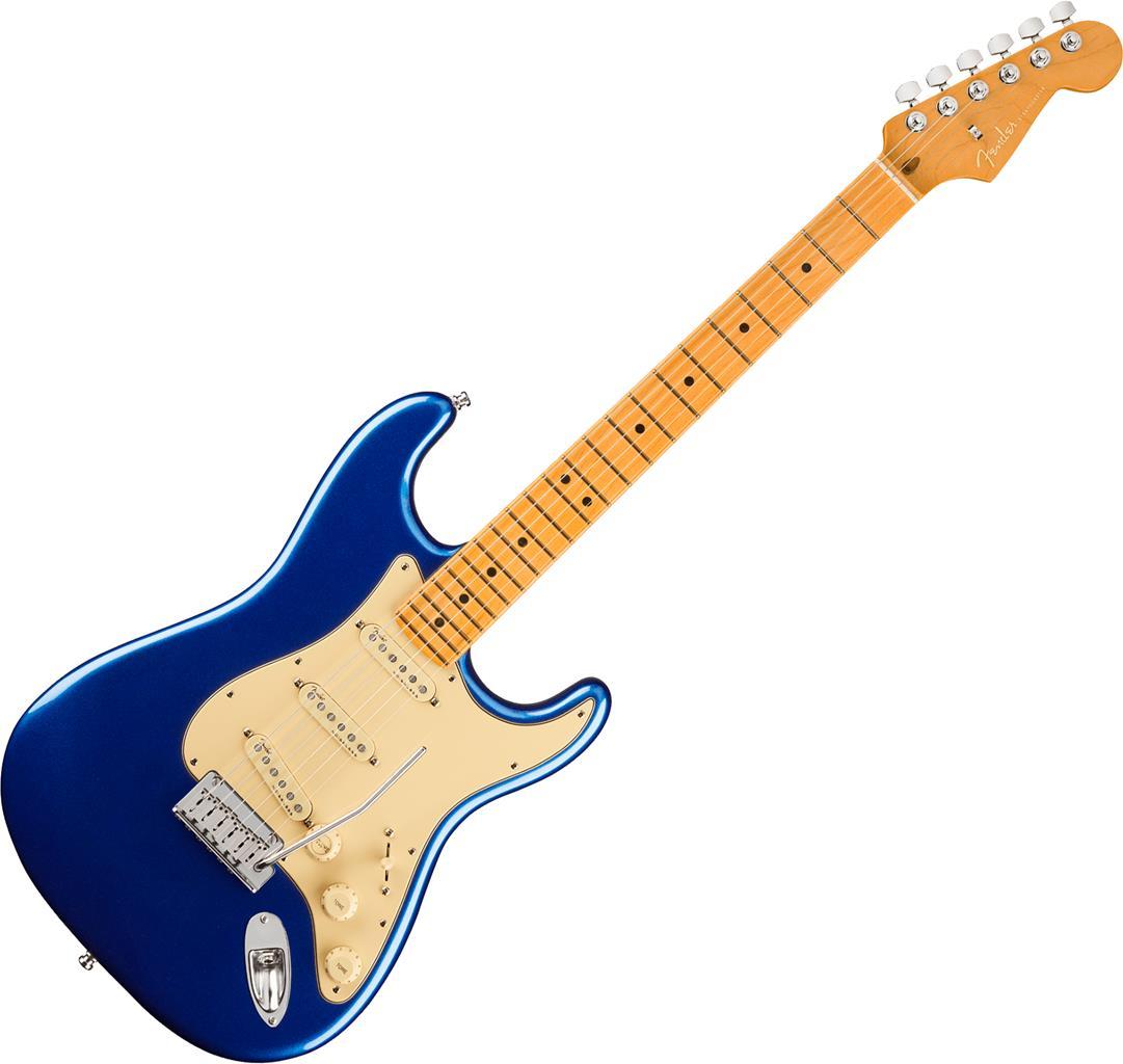 FENDER American Ultra Stratocaster MN Cobra Blue 0118012795