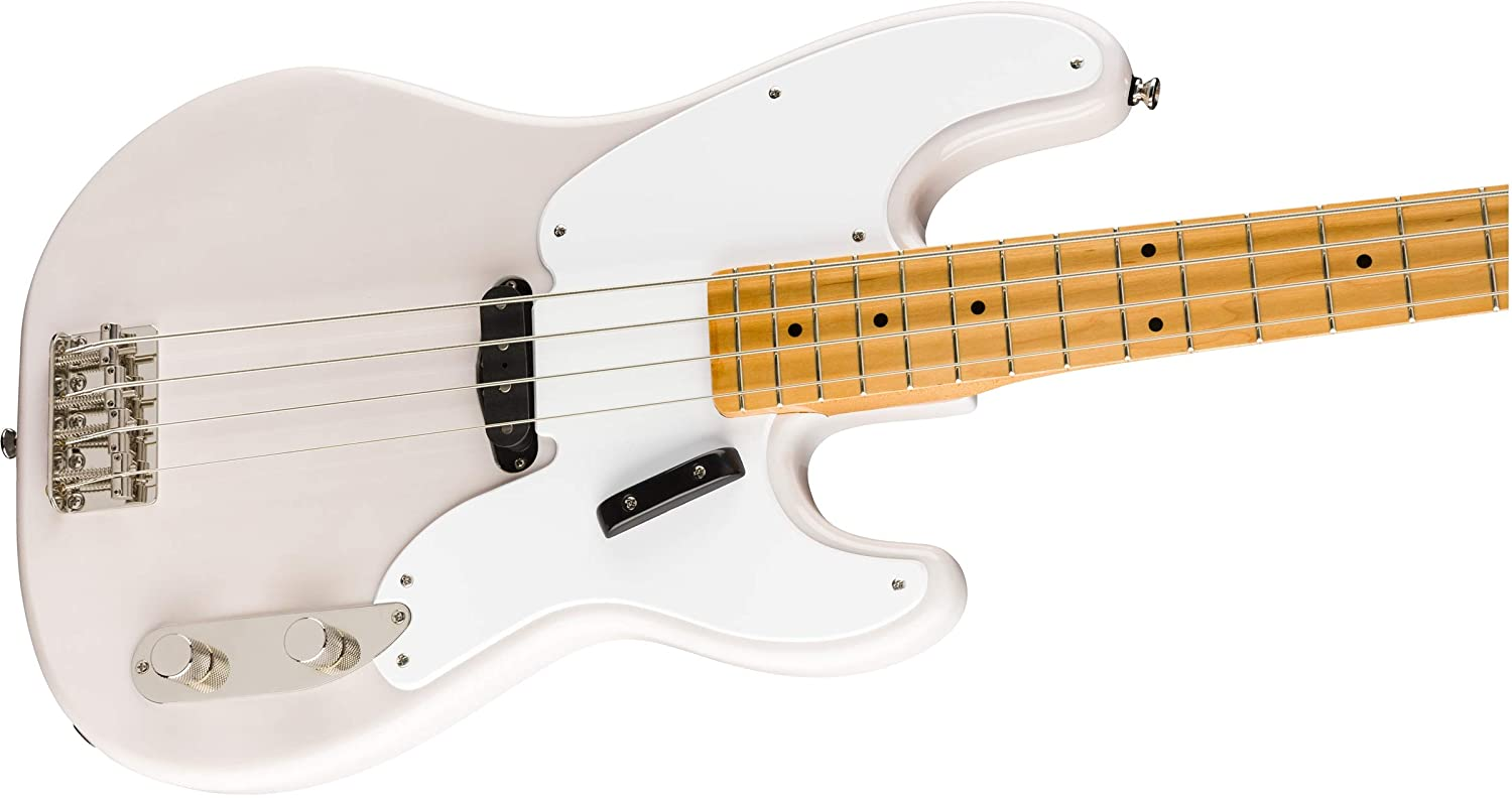 SQUIER Classic Vibe 50s Precision Bass MN White Blonde 0374500501