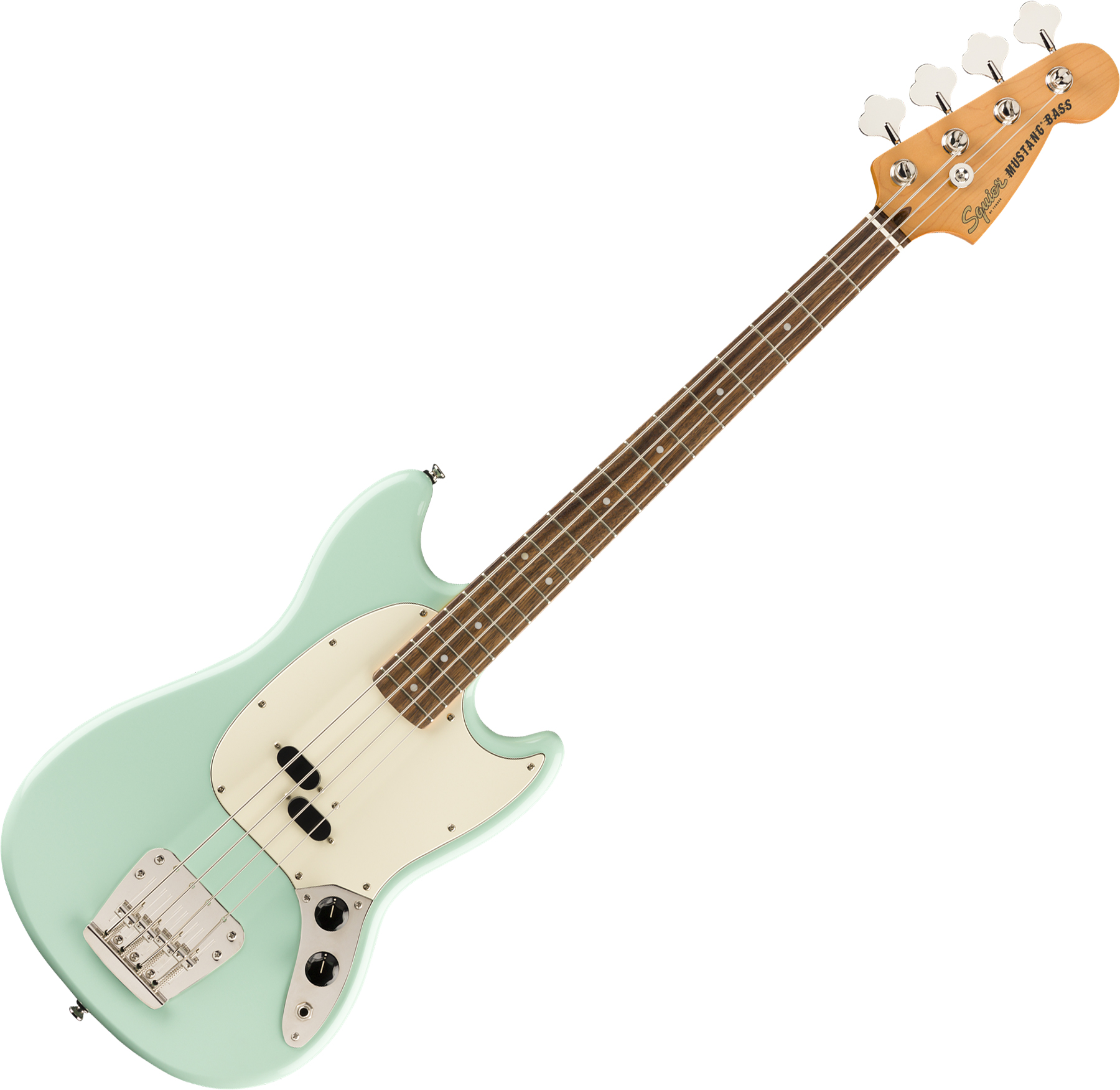 SQUIER Classic Vibe 60s Mustang Bass LF Surf Green  0374570557