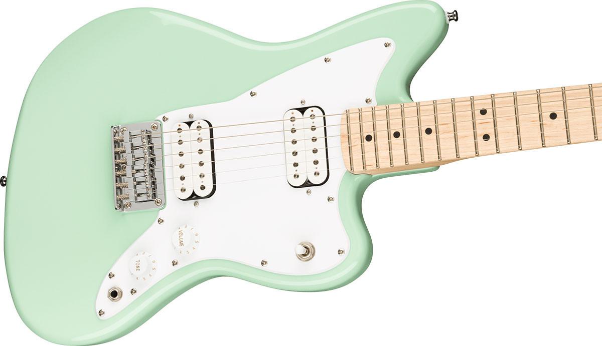 SQUIER Mini Jazzmaster HH MN Surf Green 0370125557