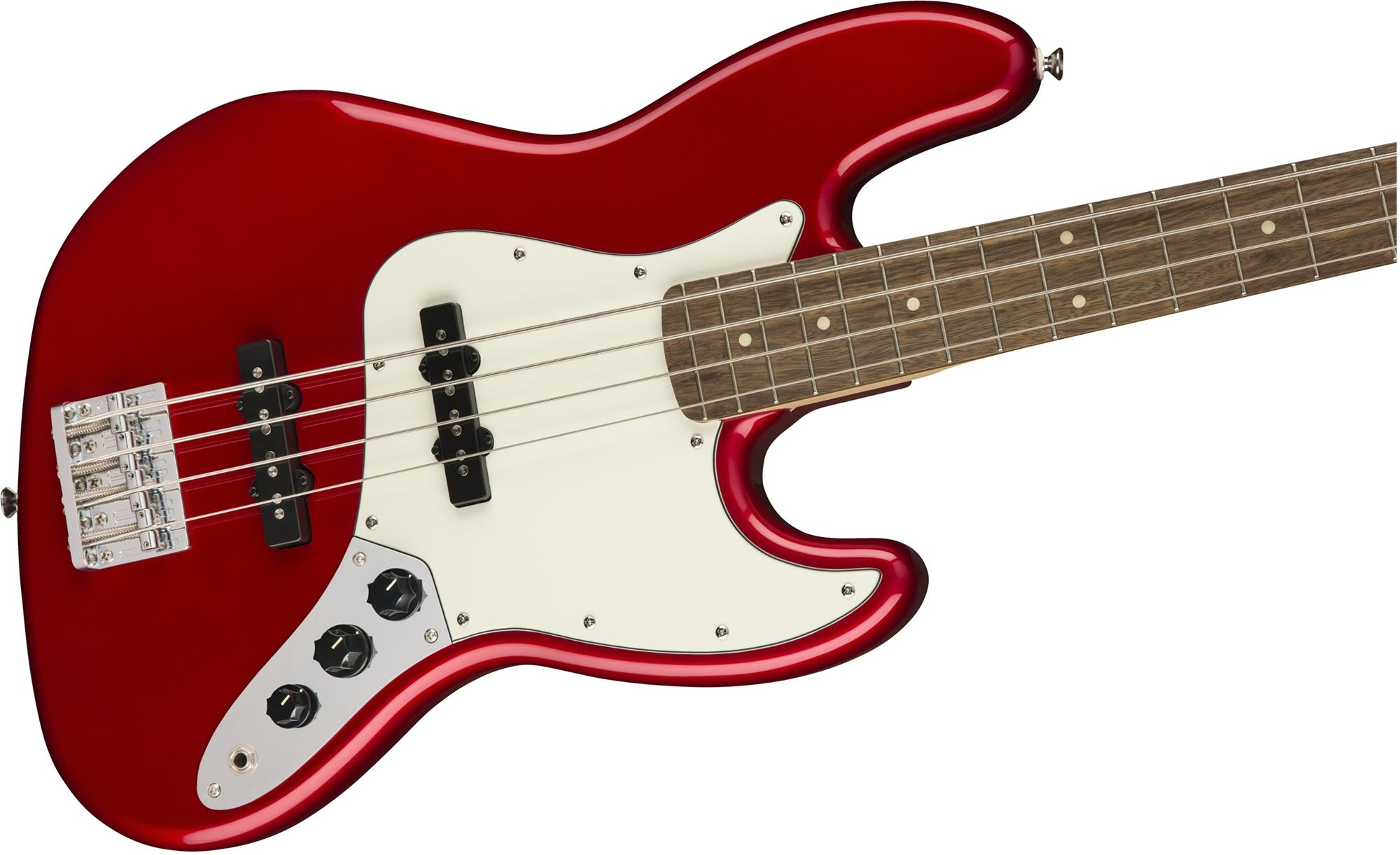 SQUIER Contemporary Jazz Bass LF Dark Metallic Red  0370400525