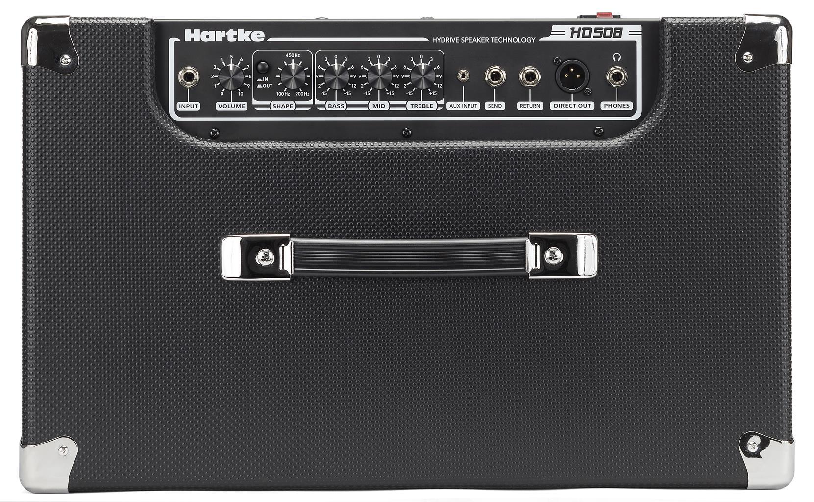Hartke HD508 - Combo 4x8- 500W