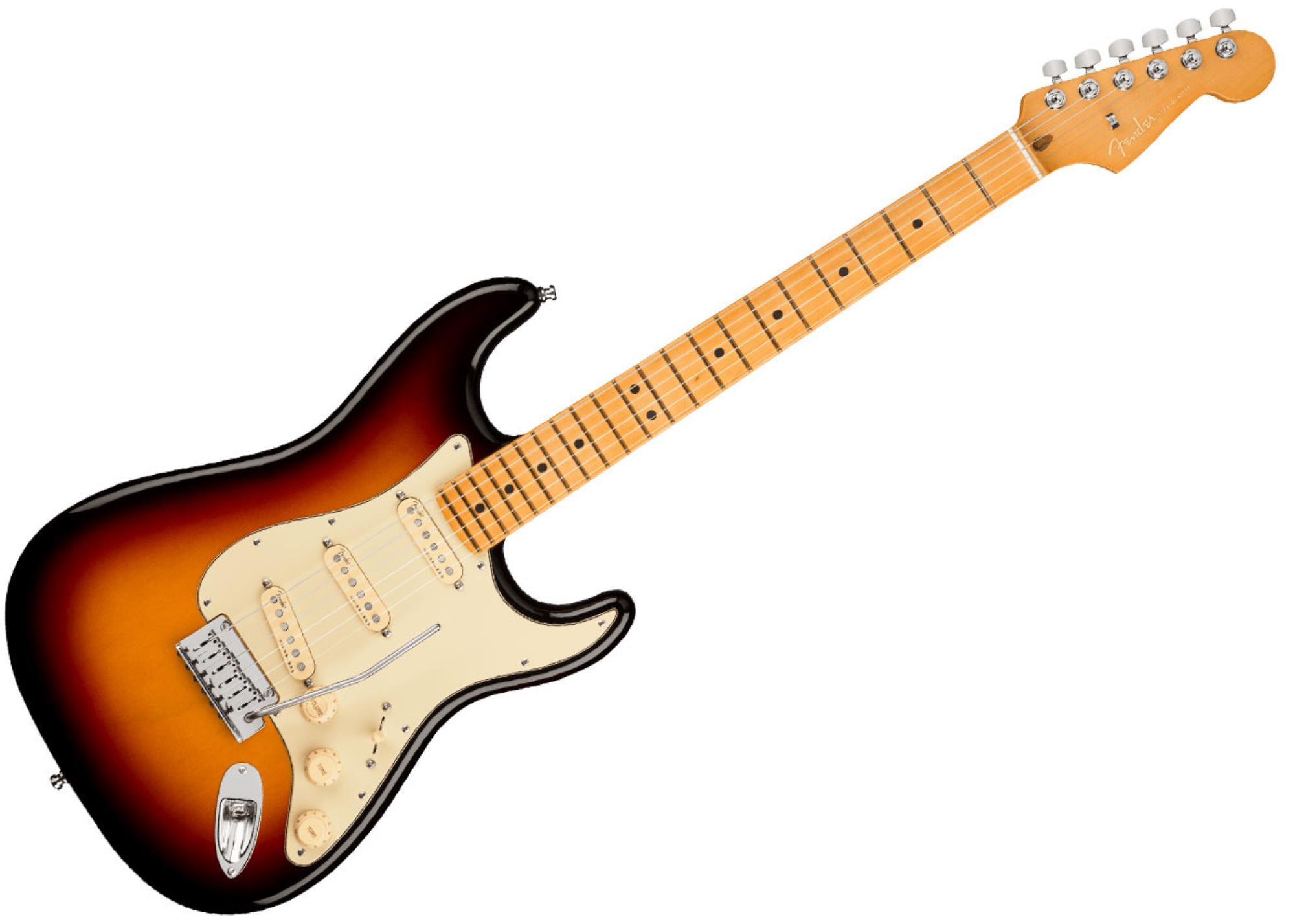 FENDER American Ultra Stratocaster MN Ultraburst  0118012712