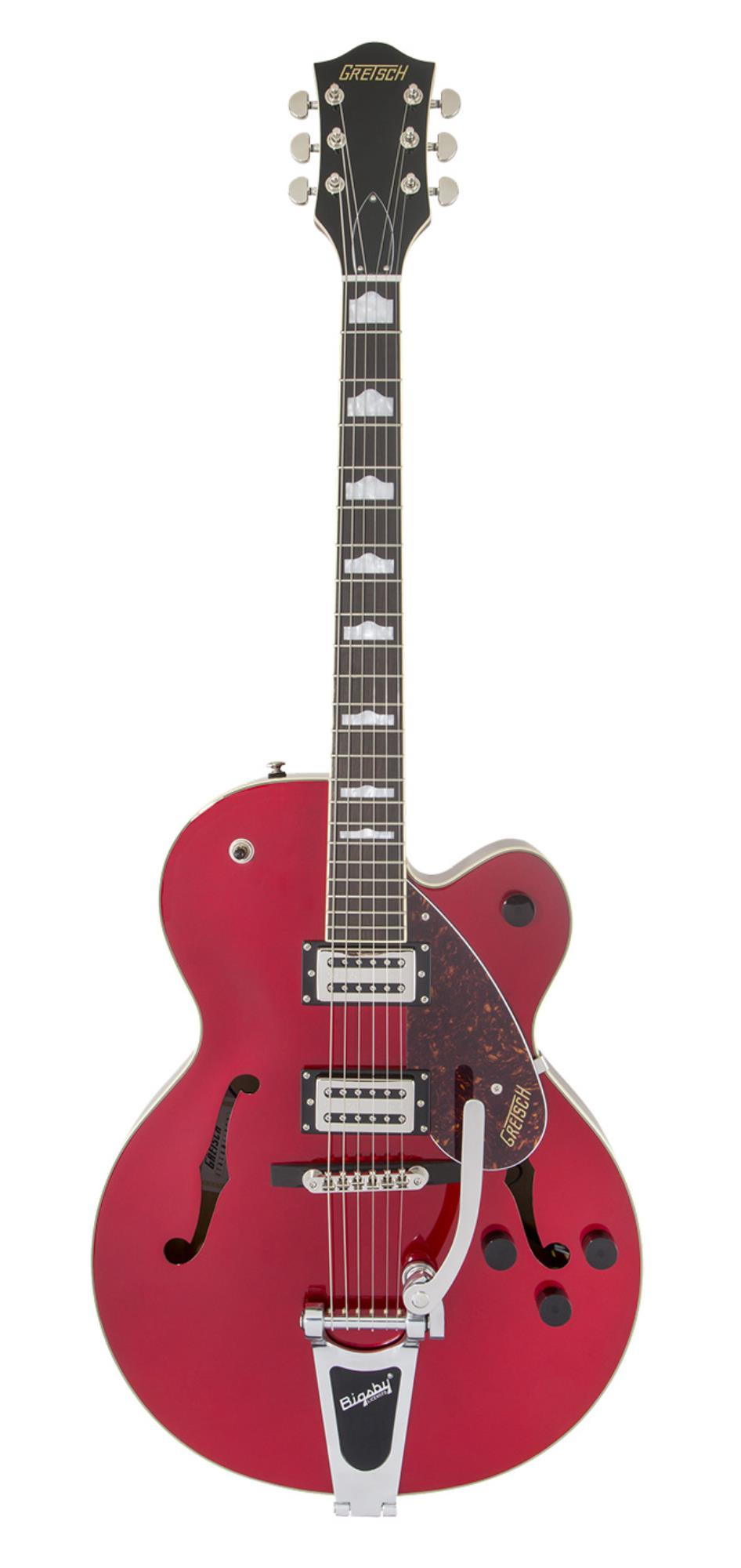 GRETSCH G2420T Streamliner  Hollow Body Bigsby Candy Apple Red 2804600509