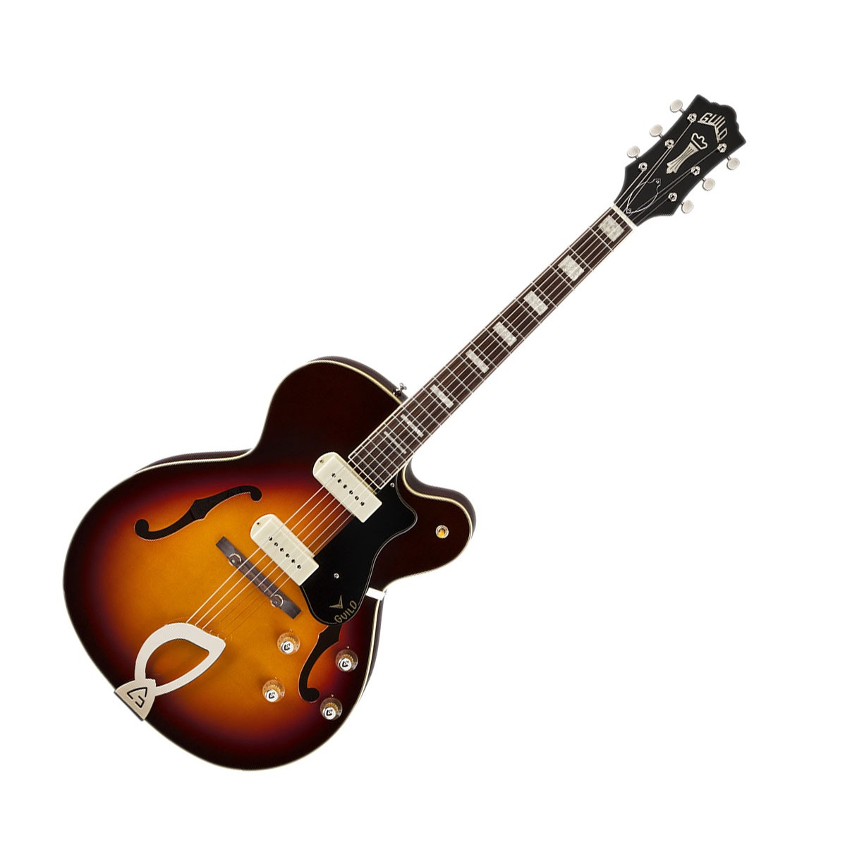 GUILD X-175 MANHATTAN ANTIQUE BURST - 3795000837