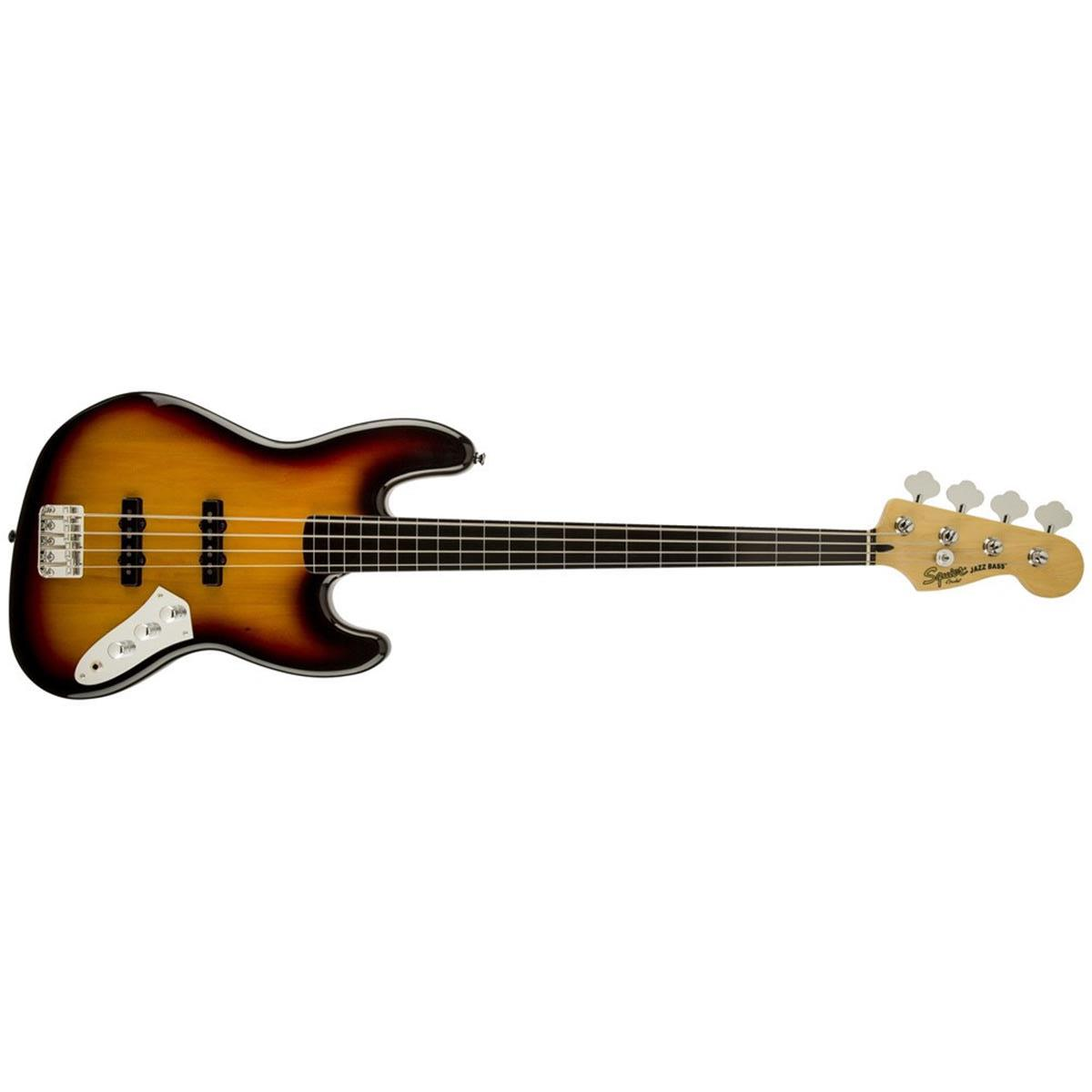 SQUIER-VINTAGE-MODIFIED-JAZZ-BASS-FL-FRETLESS-3TS-SUNBURST-0306608500-sku-13131