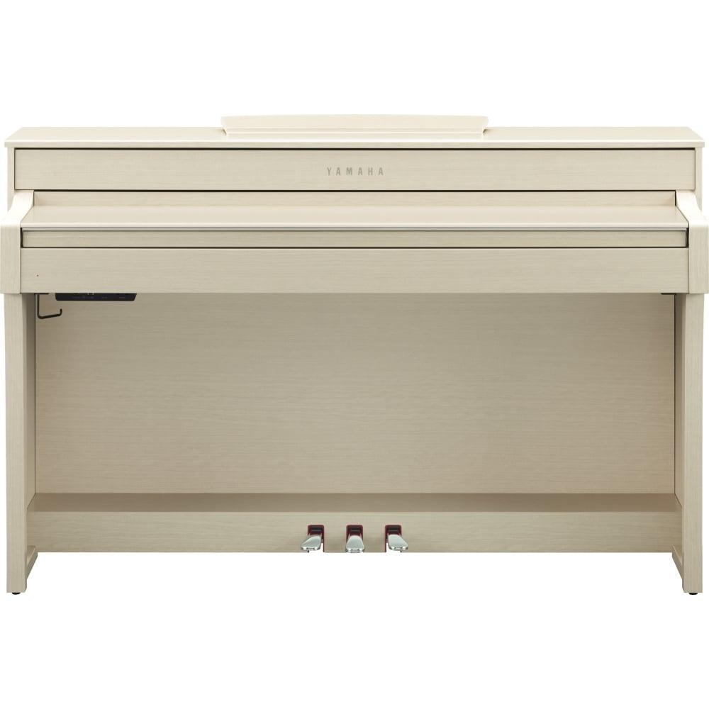 YAMAHA CLP675WA - CLAVINOVA - NIGITAL PIANO WHITE ASH