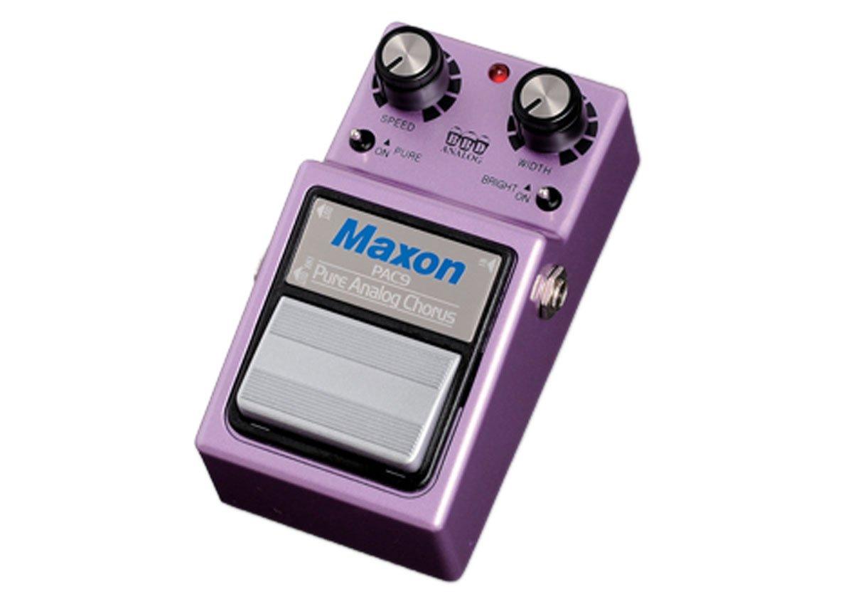 MAXON PAC-9