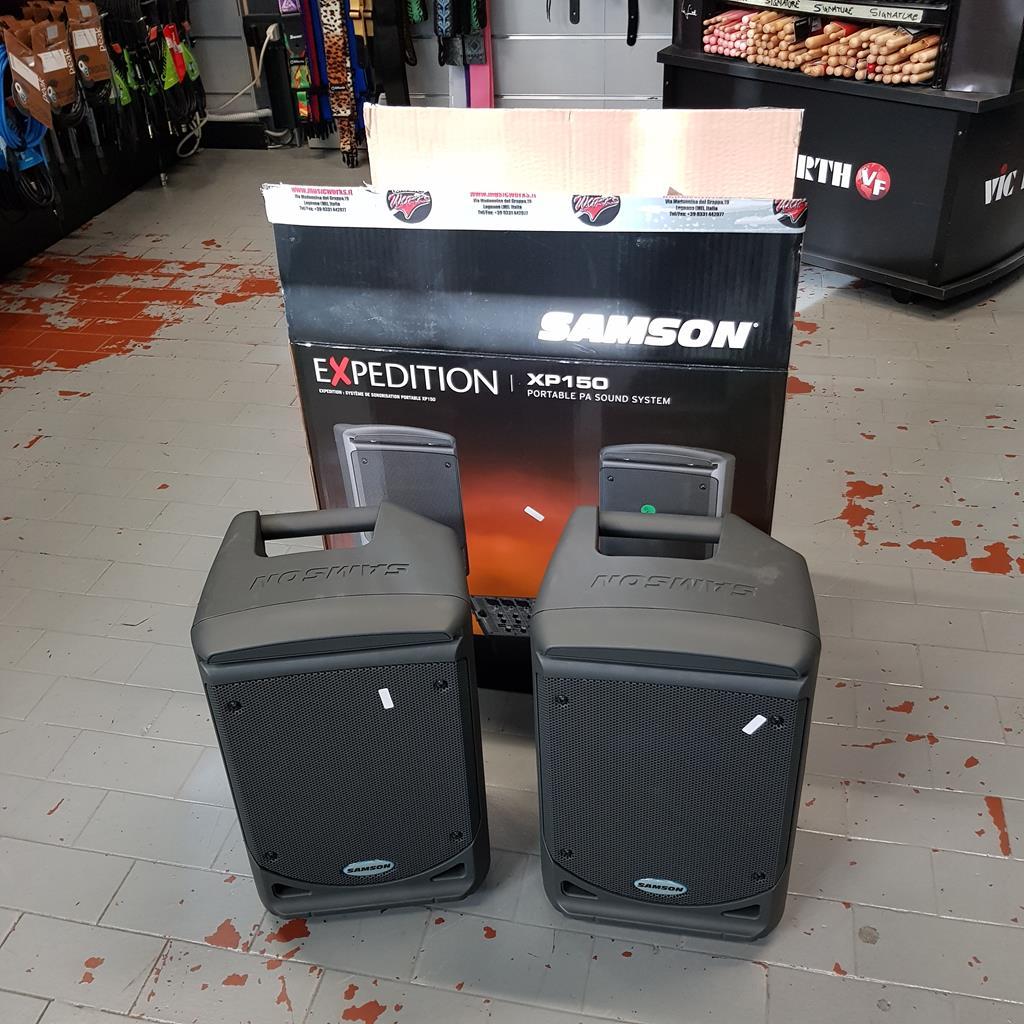 SAMSON EXPEDITION XP150