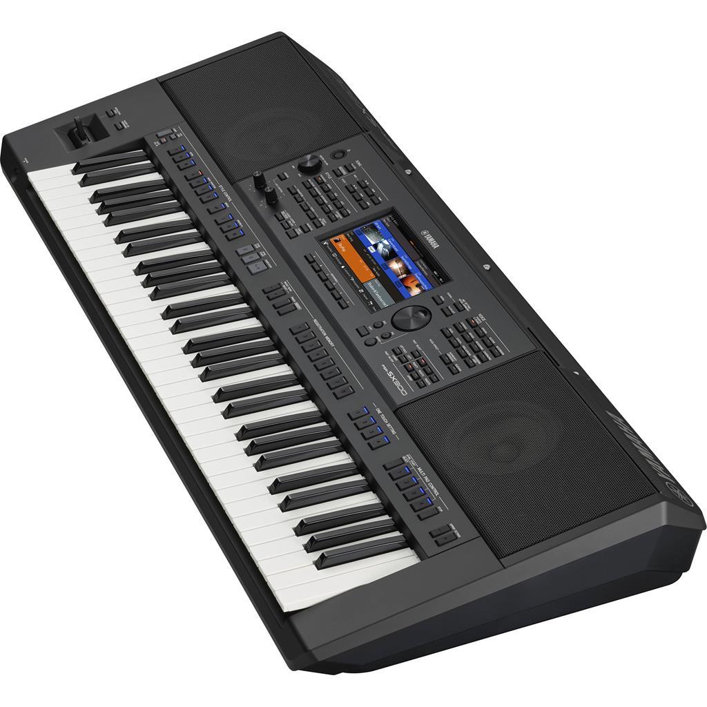 YAMAHA PSRSX900 - DIGITAL KEYBOARD BLACK - Tastiere Tastiere ed Expander