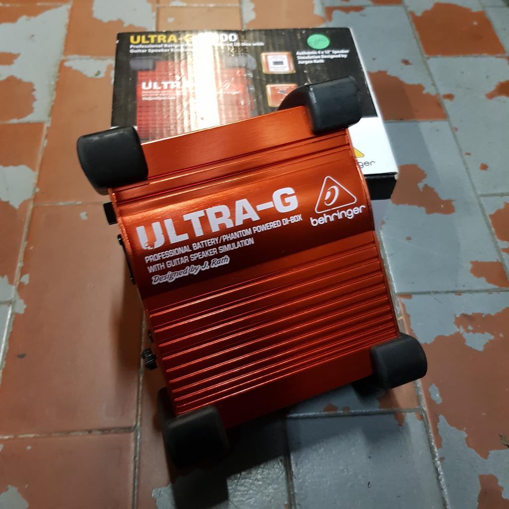 BEHRINGER ULTRA-G GI100 DI BOX