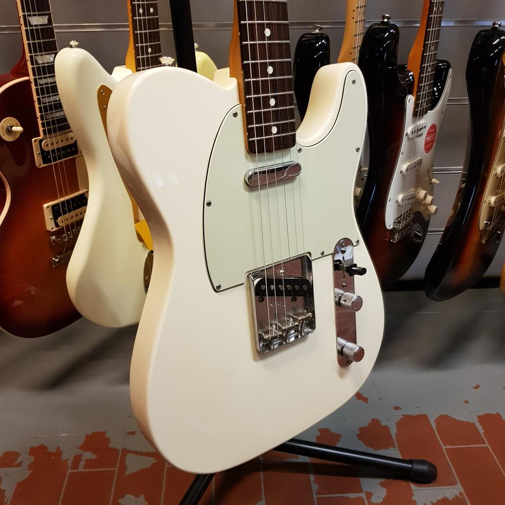 FENDER TELECASTER CLASSIC 60 MEX OLYMPIC WHITE