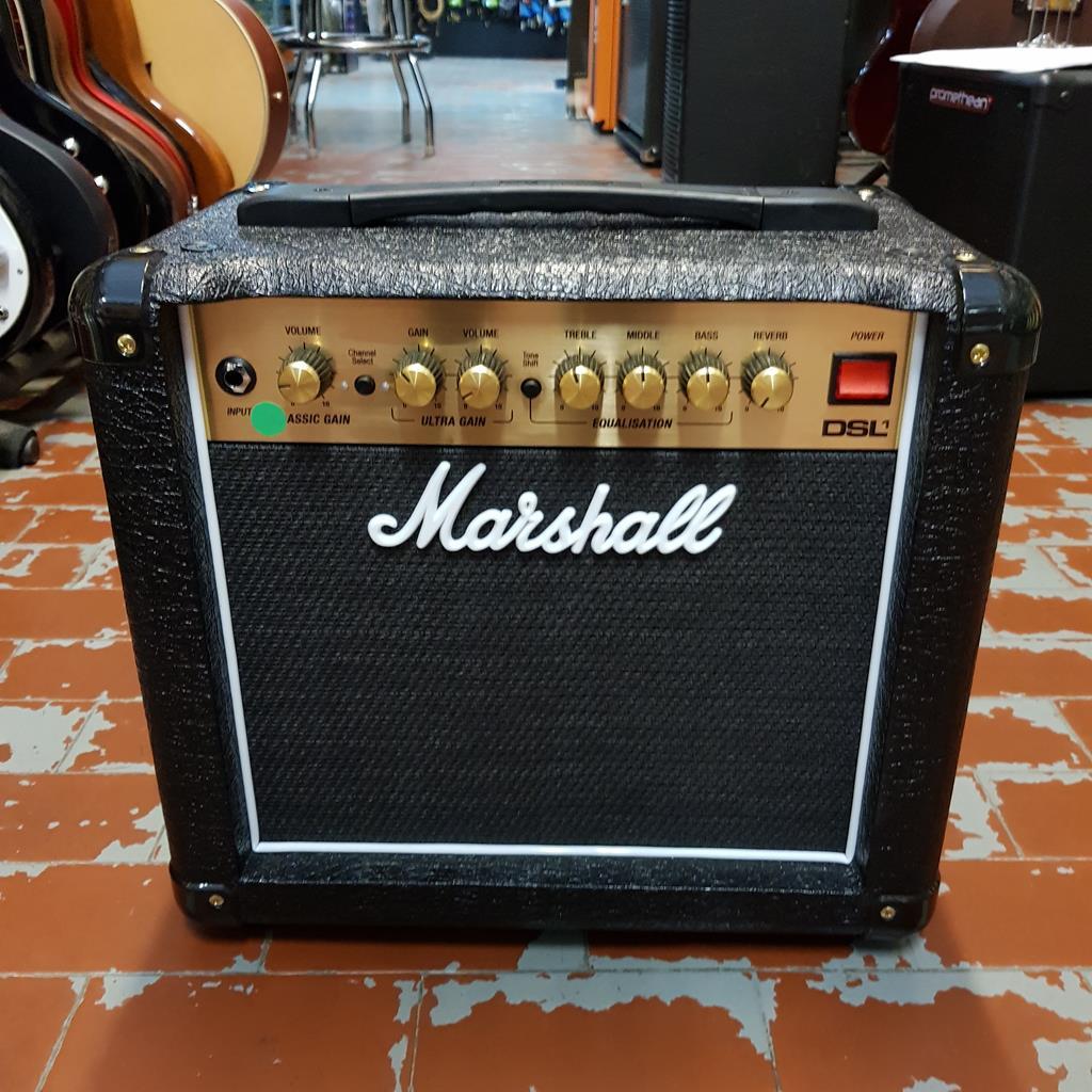 MARSHALL DSL 1 COMBO
