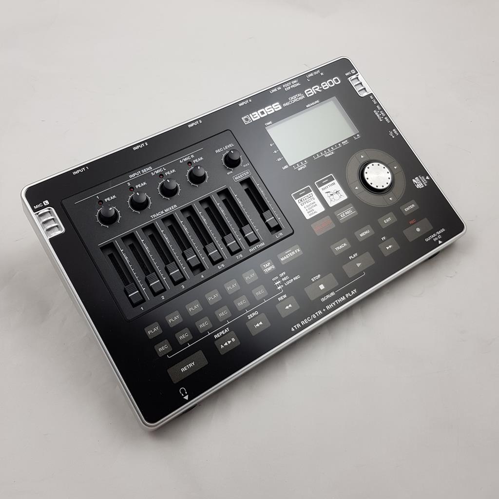 BOSS BR 800 DIGITAL RECORDER