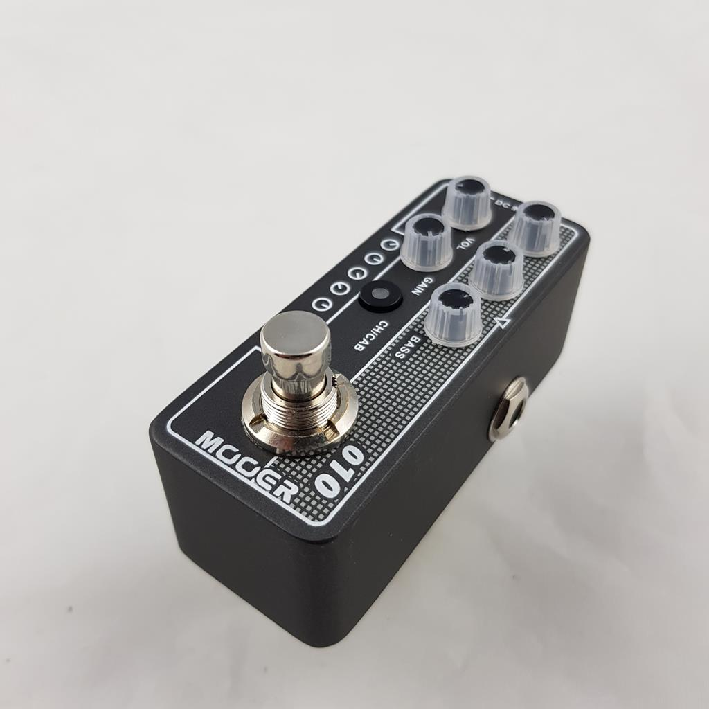 MOOER 010 TWO STONES PREAMP