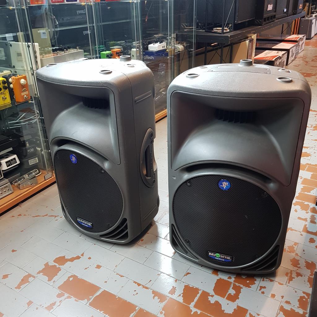 MACKIE SRM 450 - Voce - Audio Casse e Monitor - Diffusori Attivi