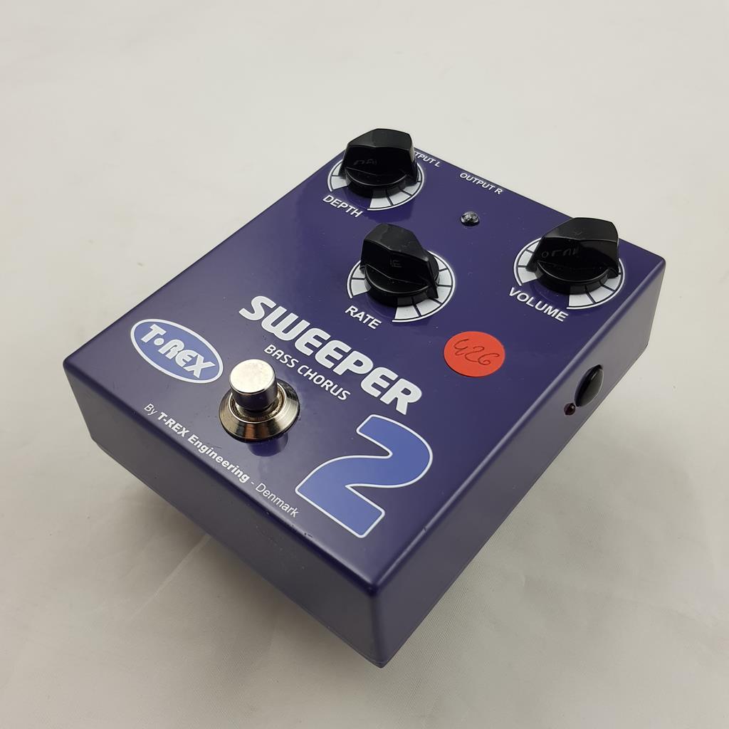 T REX BASS SWEEPER II 2