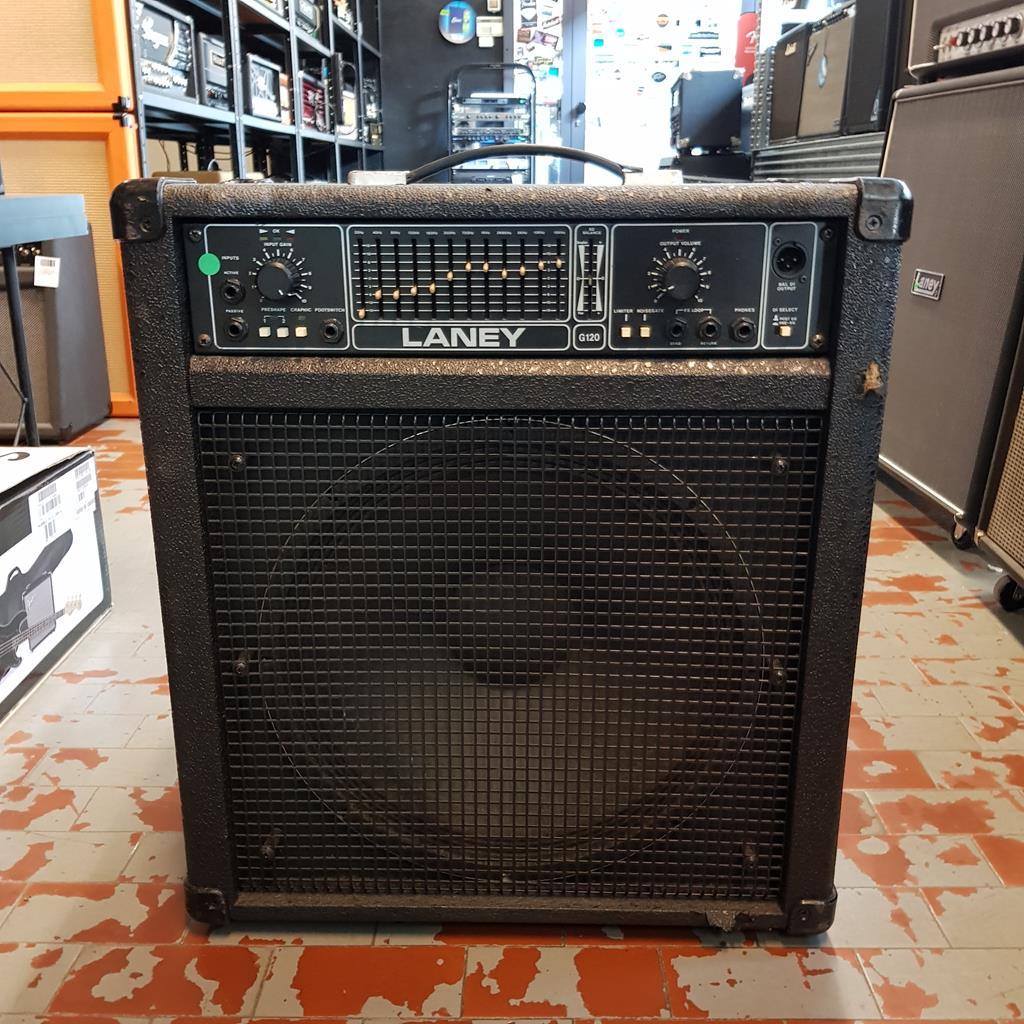 LANEY G120 BASS COMBO AMP