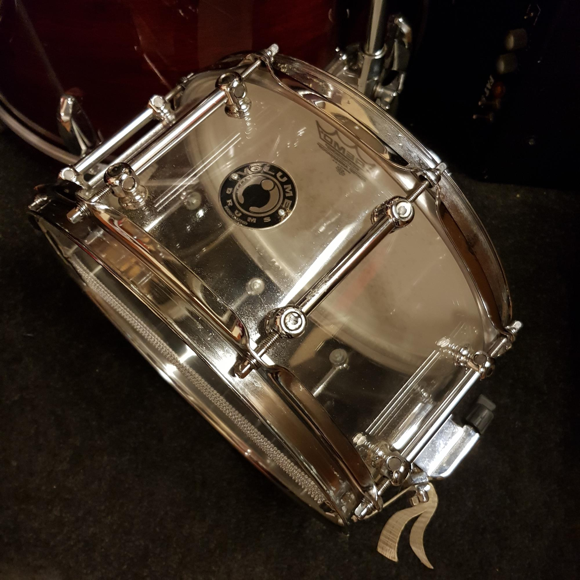 VOLUME-LIGHT-DRUM-ACRYLIC-SNARE-13-VISTALITE-MADE-IN-ITALY-sku-1601650944340
