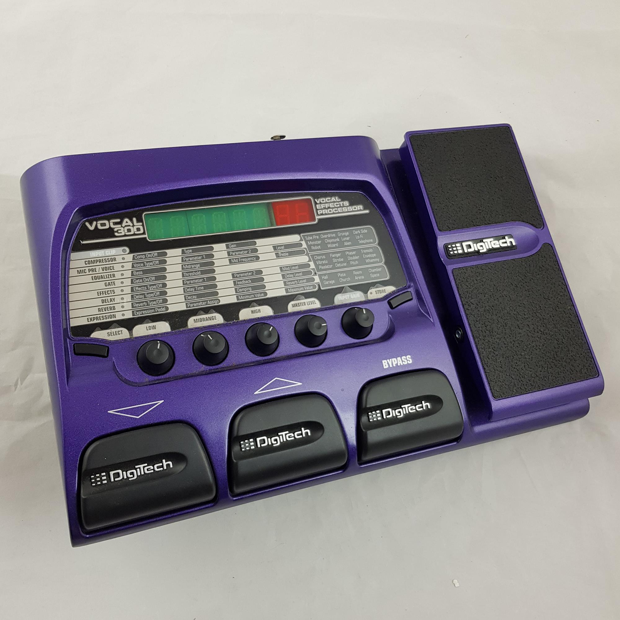 DIGITECH-VOCAL-300-VOCAL-EFFECTS-PROCESSOR-sku-1610994640911