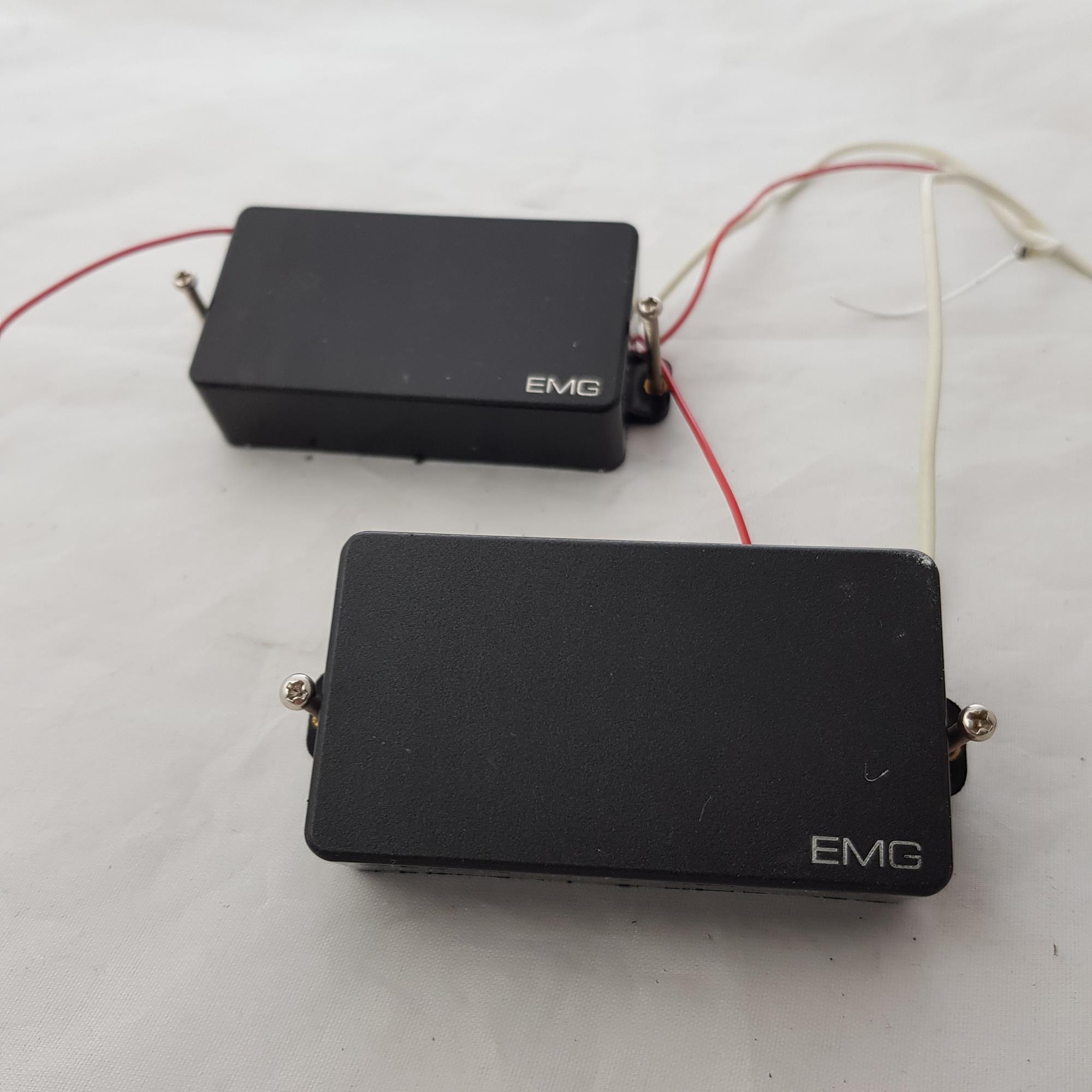 EMG 81+81 SET ACTIVE - Chitarre Componenti - Pickup