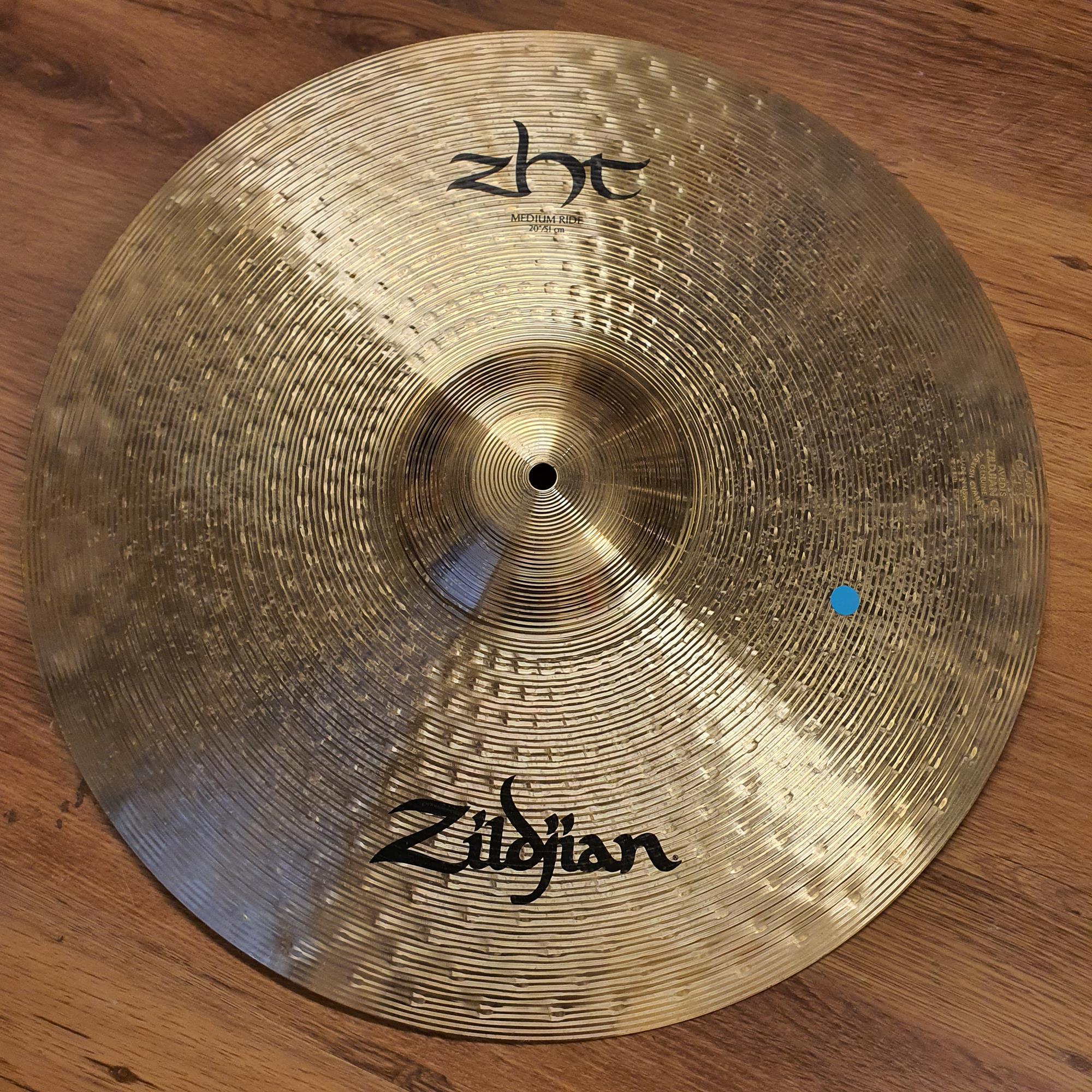 ZILDJIAN-ZHT-20-MEDIUM-RIDE-sku-1631985673810