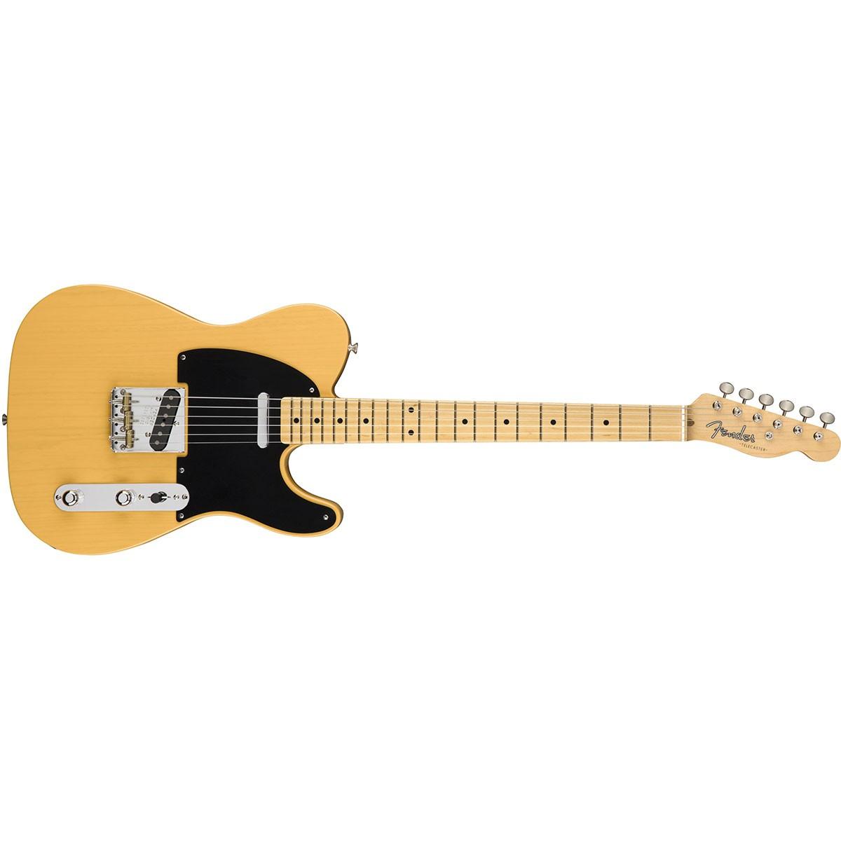 FENDER American Original 50 s Telecaster Butterscotch Blonde 0110132850 - Chitarre Chitarre - Elettriche