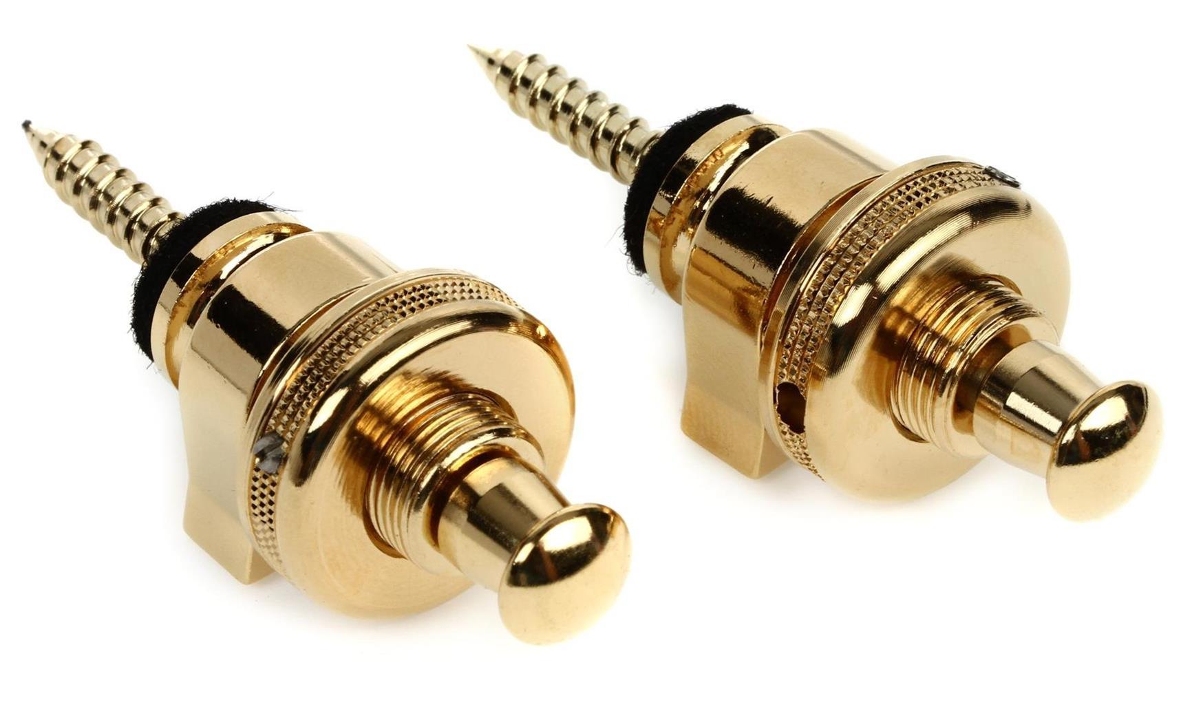 SCHALLER SECURITY S-LOCKS strap locks GOLD