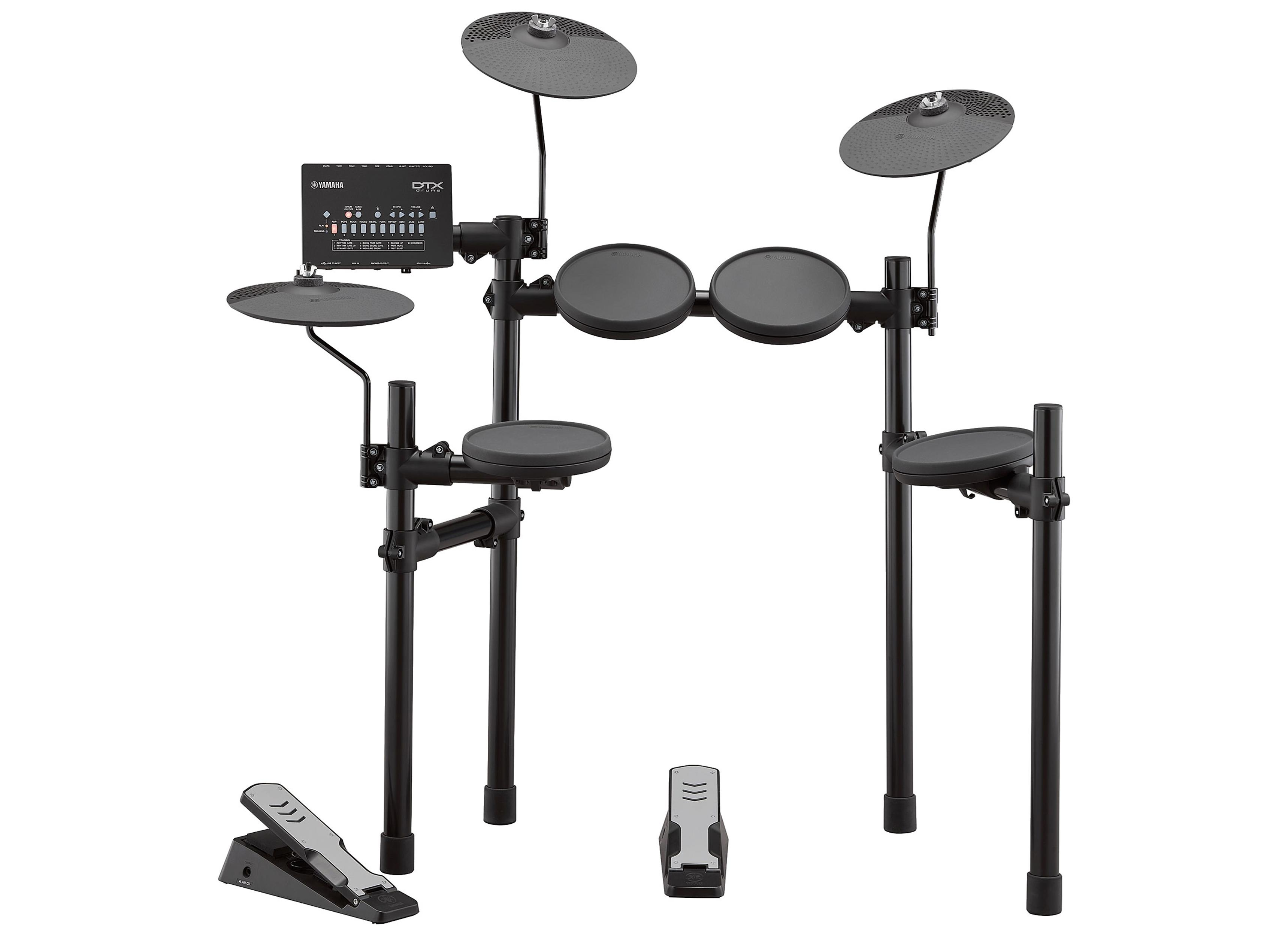YAMAHA DTX402K BATTERIA ELETTRONICA - Batterie / Percussioni Batterie Elettroniche - Moduli e Pad