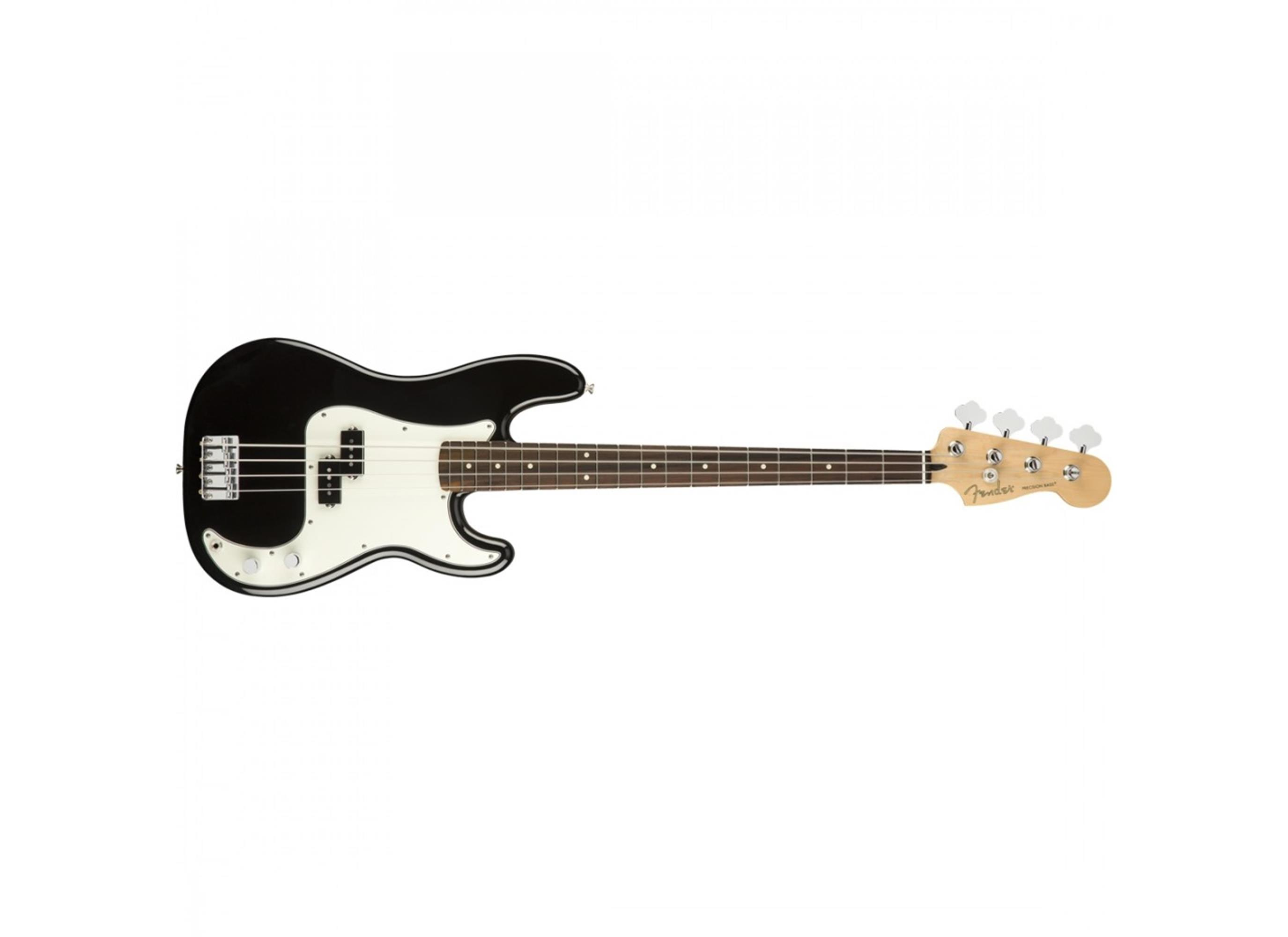 FENDER Player Precision Bass PF Black 0149803506 - Bassi Bassi - Elettrici 4 Corde