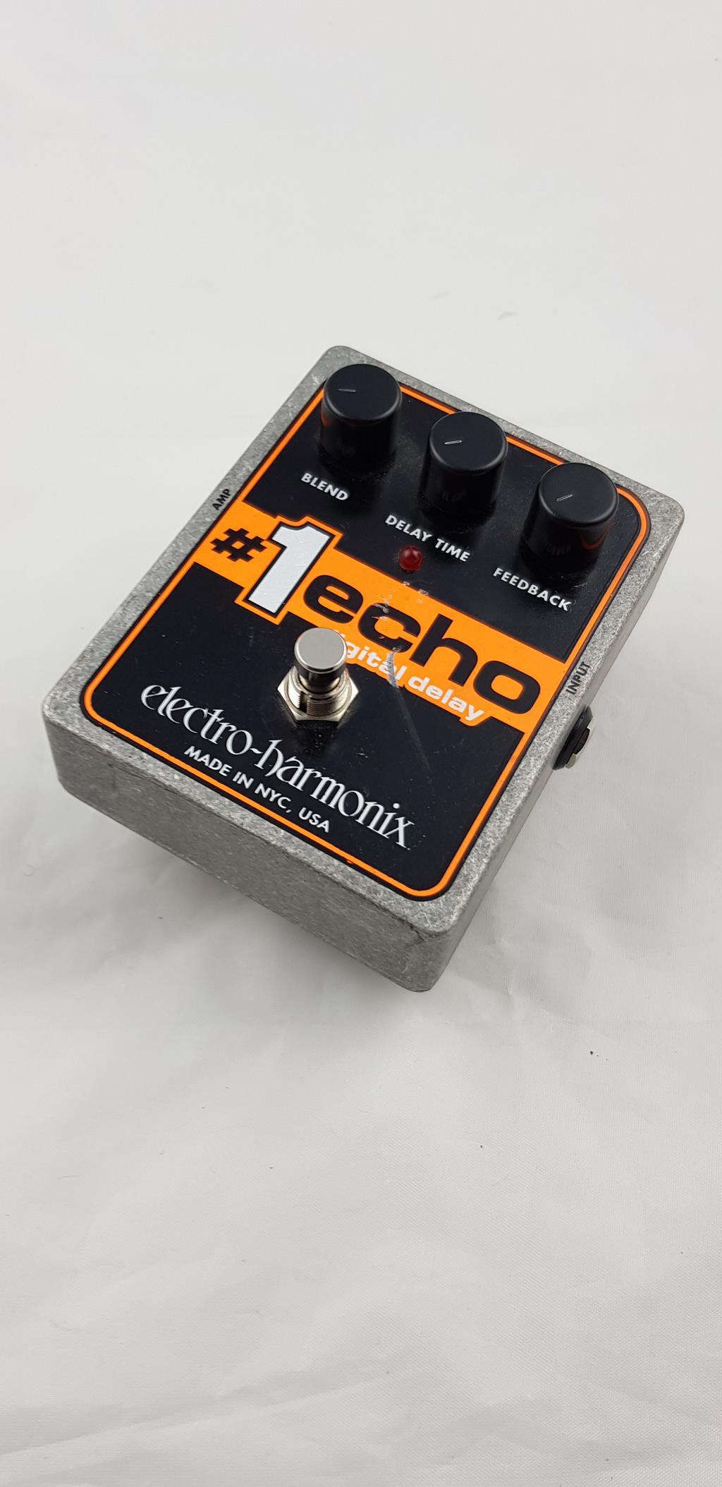 ELECTRO HARMONIX 1 ECHO .