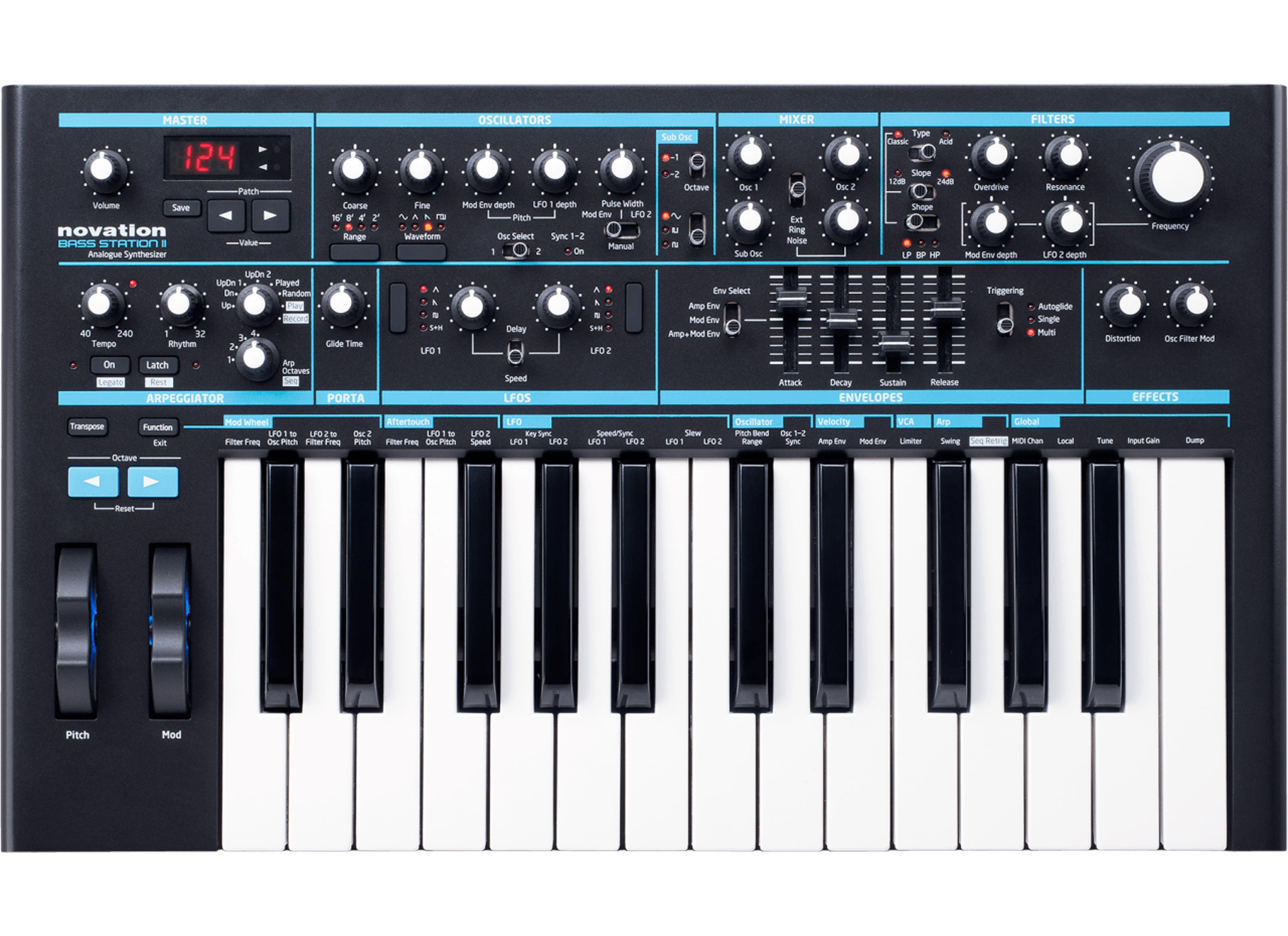 NOVATION-BASS-STATION-II-sku-21723