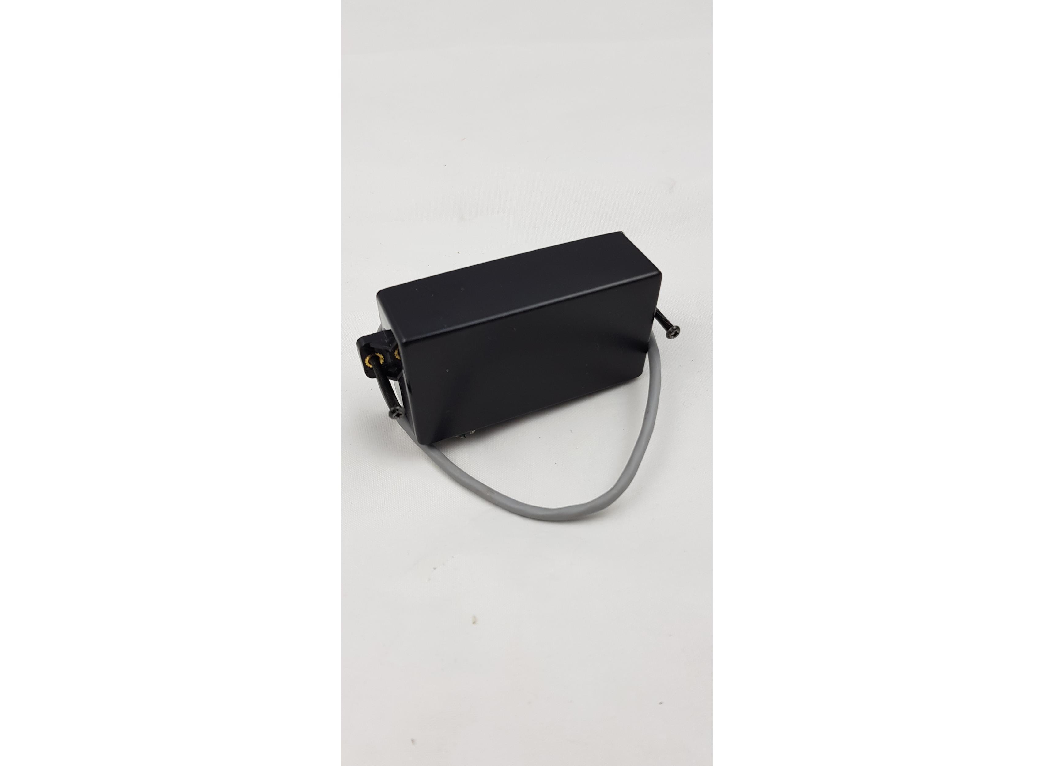 GIBSON 498 PICKUP BLACK COVER . - Chitarre Componenti - Pickup