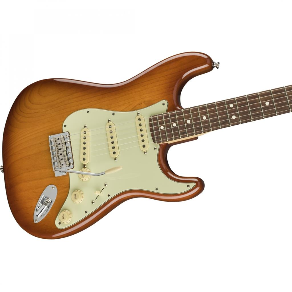 FENDER American Performer Stratocaster Honey Burst RW 0114910342