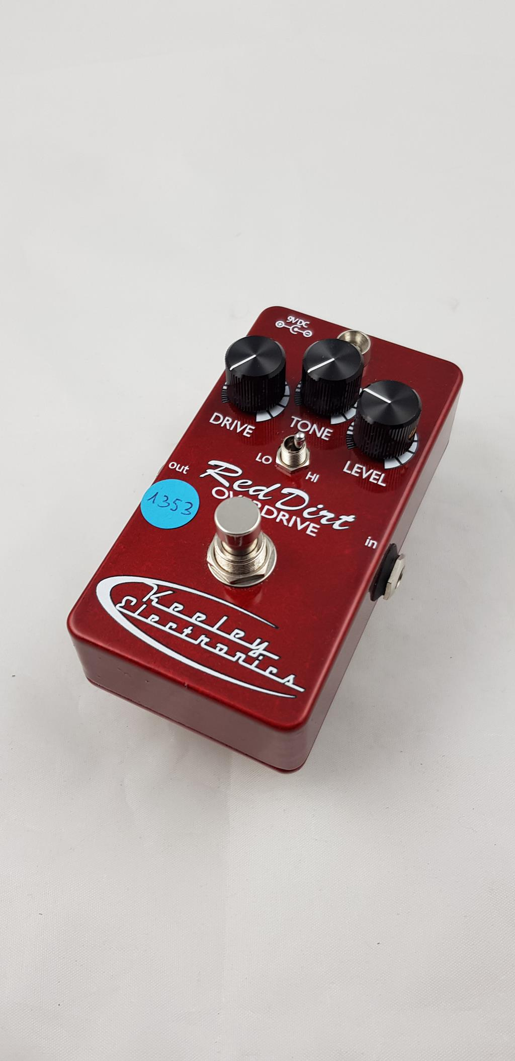 KEELEY RED DIRT OVERDRIVE ..