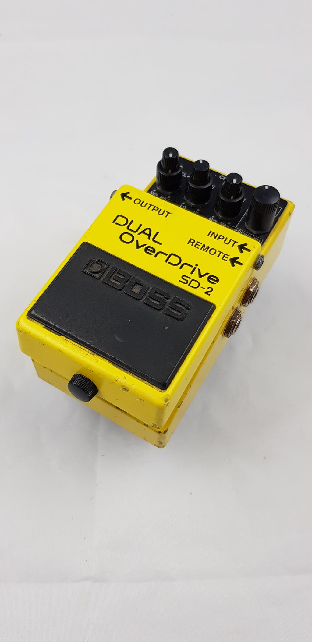 BOSS SD 2 DUAL OVERDRIVE .