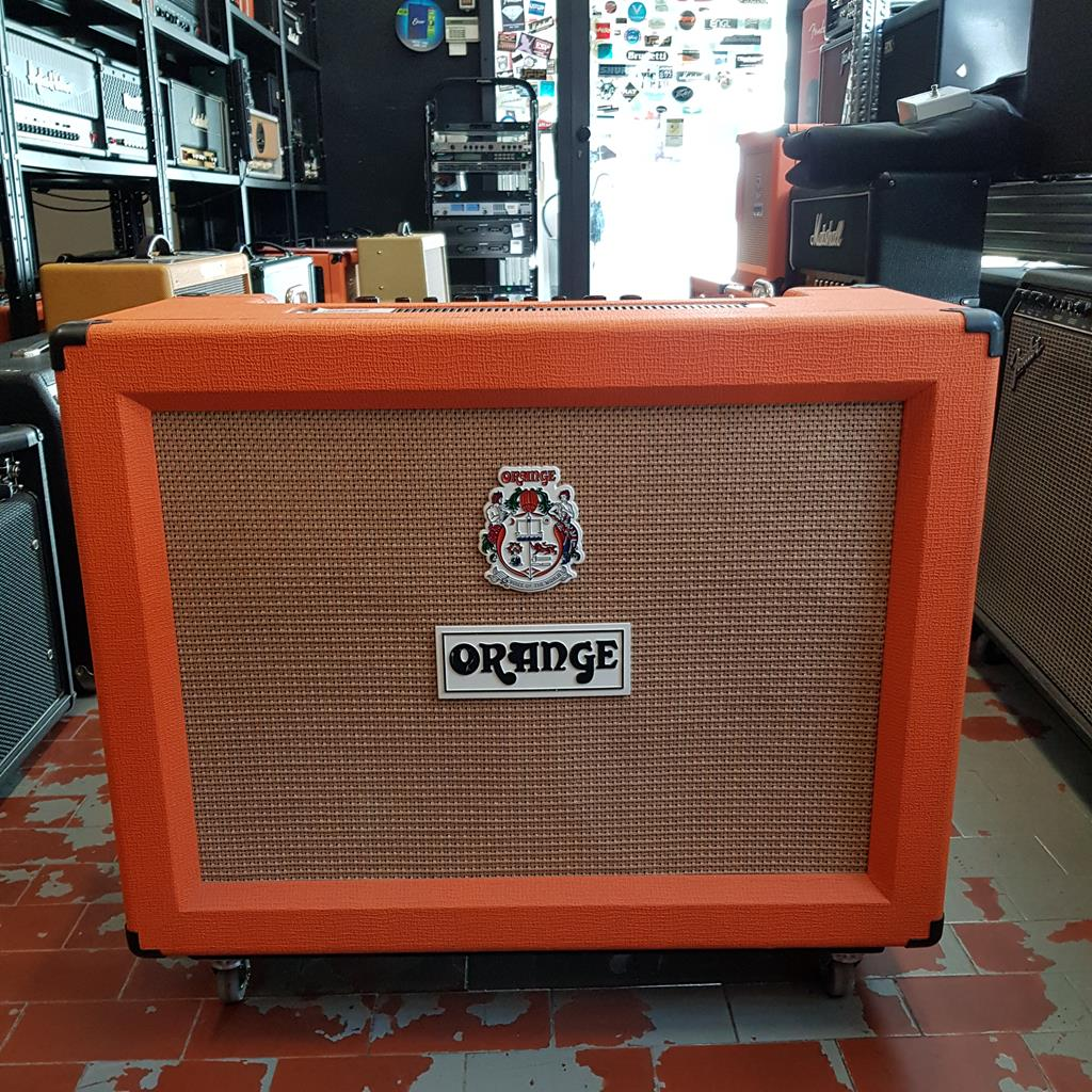 ORANGE ROCKERVERB 50 212 COMBO ..