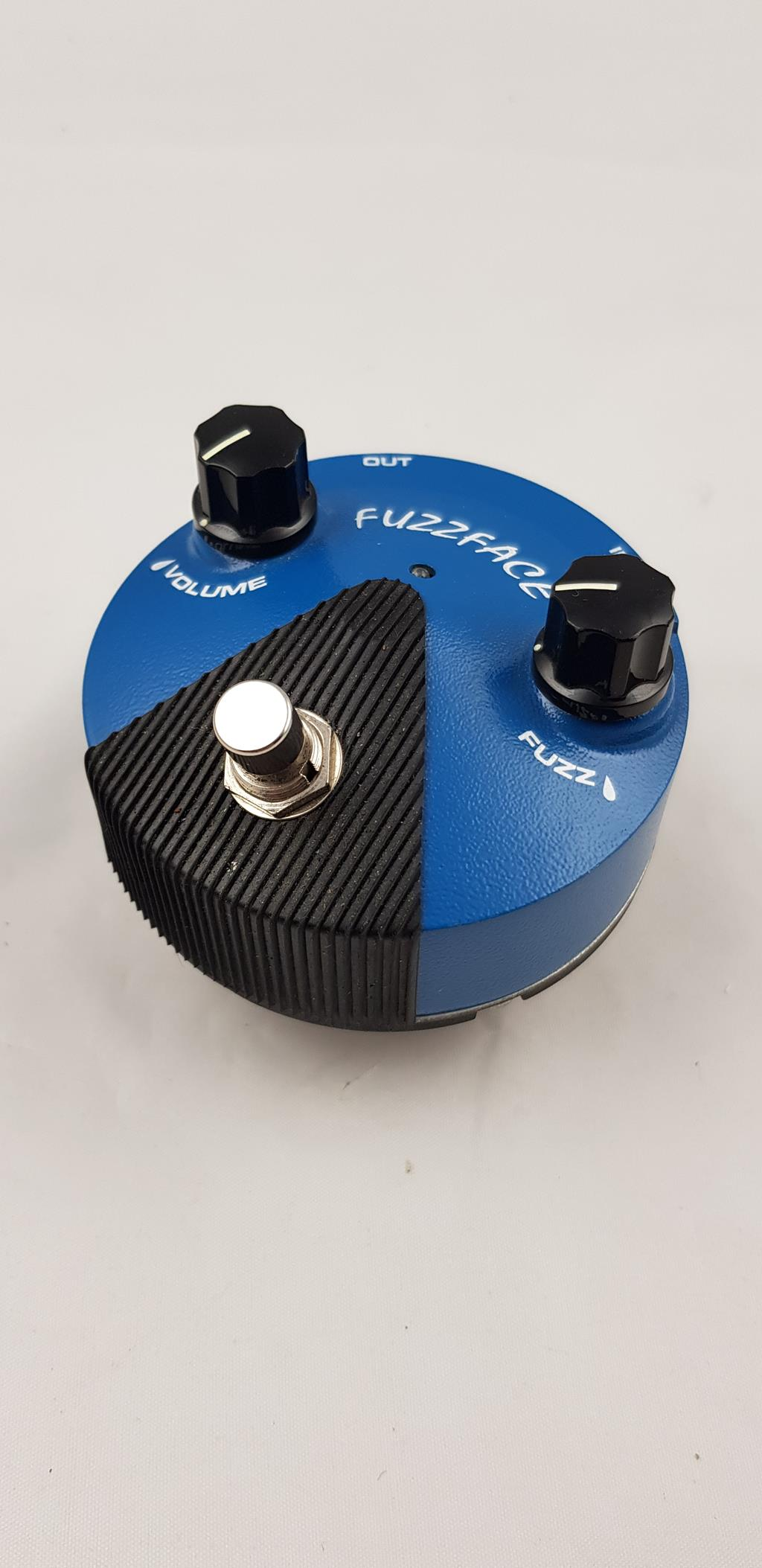 DUNLOP FFM1 SILICON FUZZ MINI BLUE .