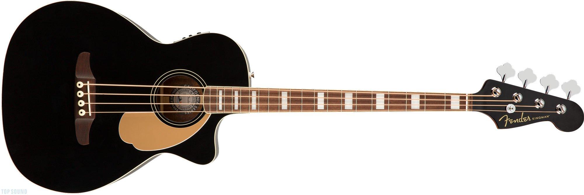 FENDER Kingman Bass Black WF 0970743106