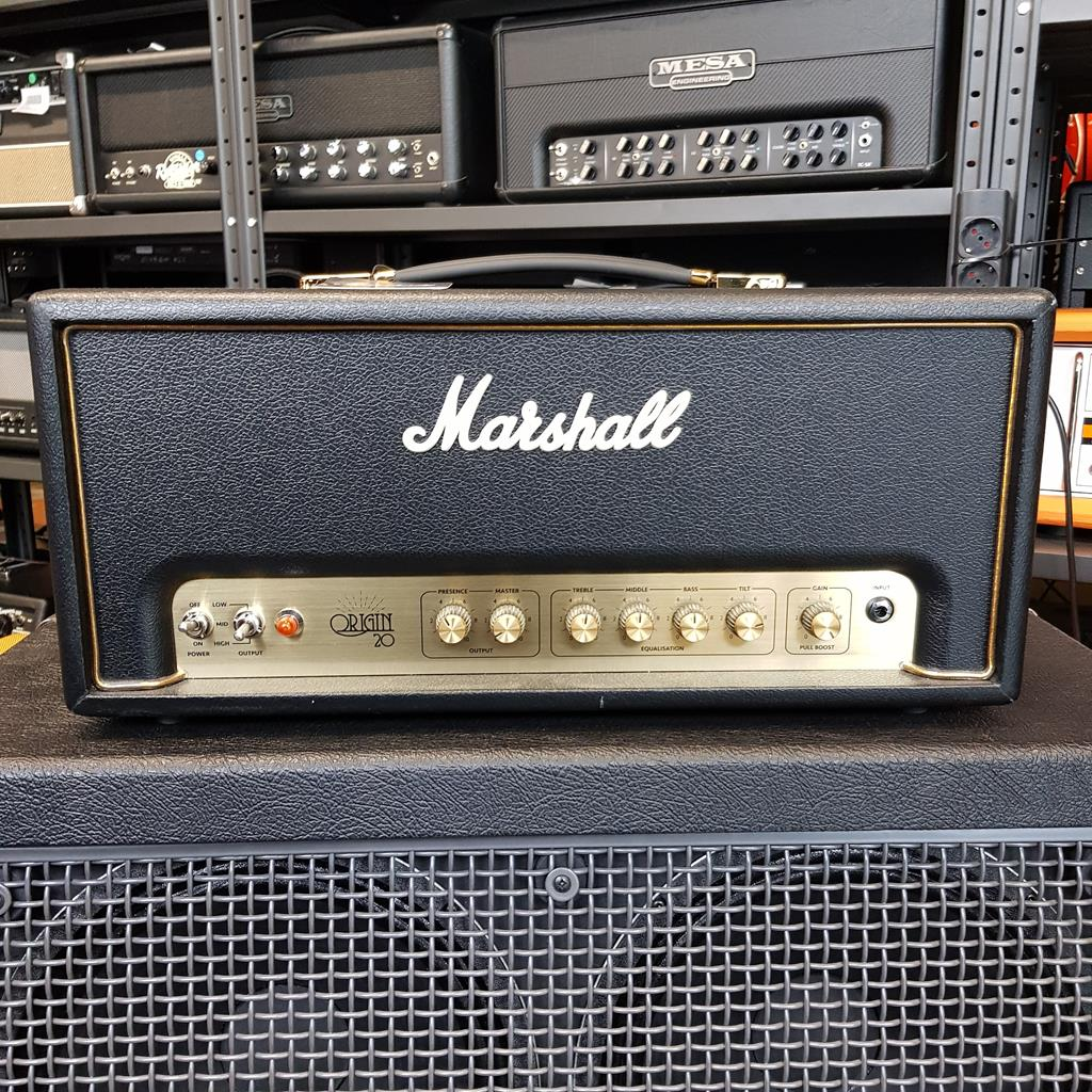 MARSHALL ORIGIN 20 HEAD .